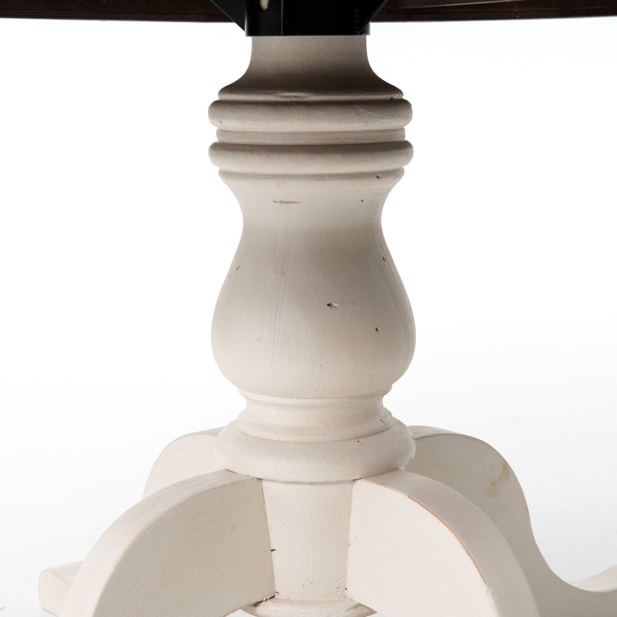 dCOR design Reclaimed Round Dining Table & Reviews | Wayfair