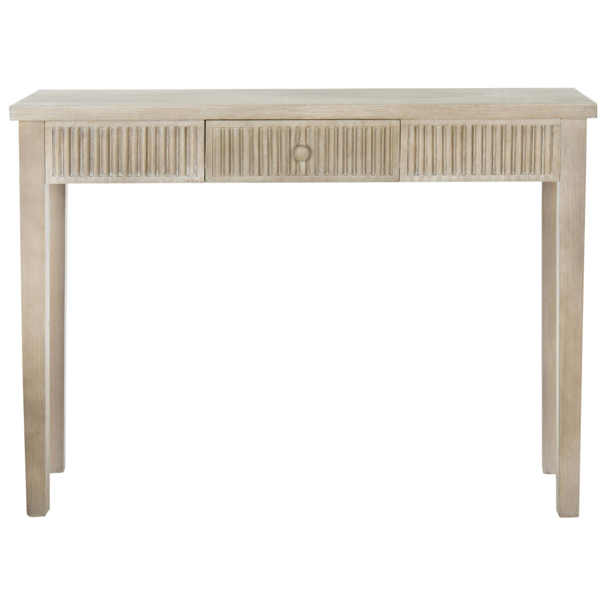 Contemporary console table - Pomona Park Contemporary Console Table