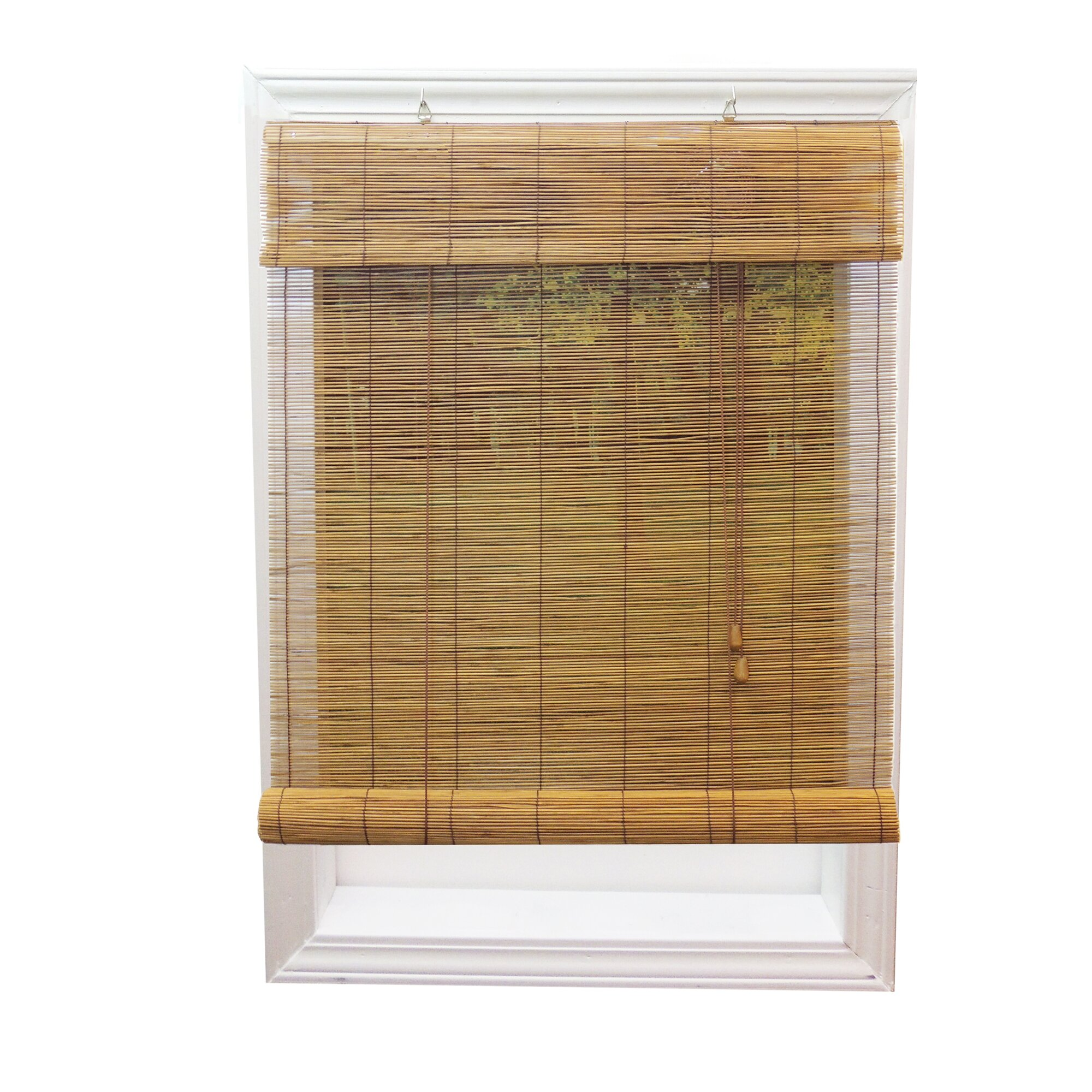 Outdoor bamboo blinds - Outdoor Bamboo Roll Up Shade