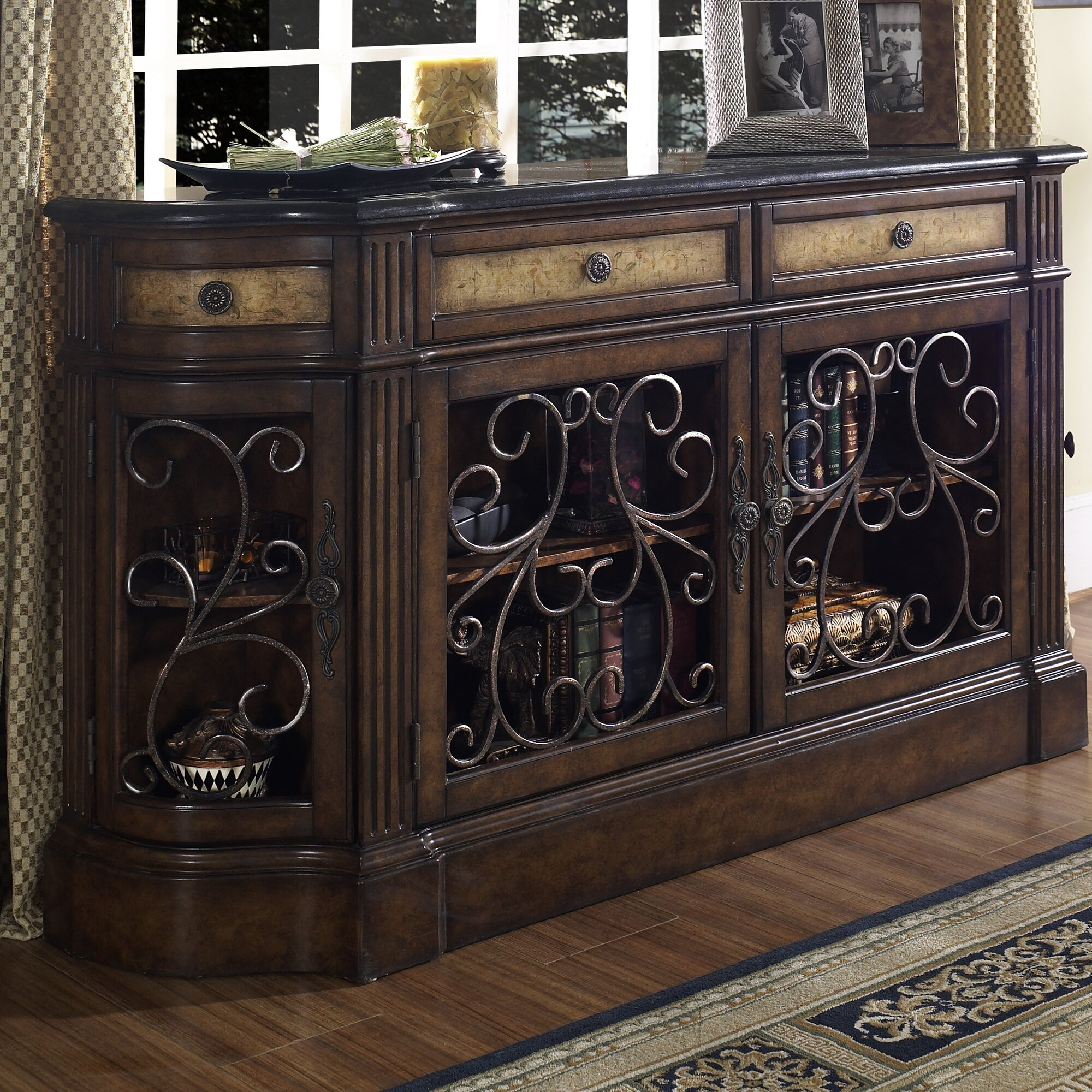 Credenza Dining Room: Astoria Grand Selside Sideboard & Reviews