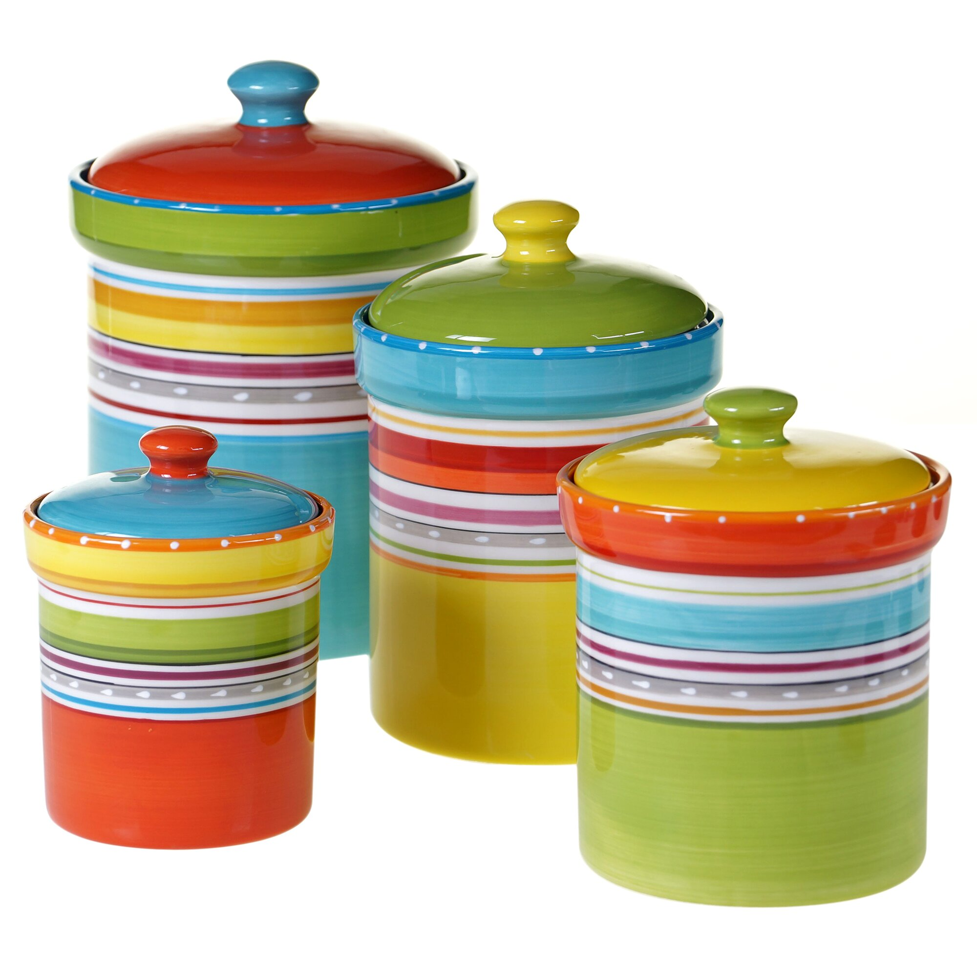 tuscan kitchen canisters sets great gracious goods canister