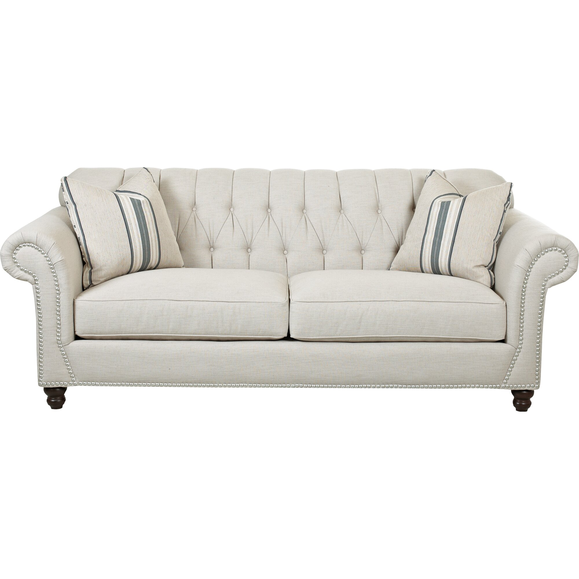 Klaussner Leather Sofa Review - Leather Sectional Sofa