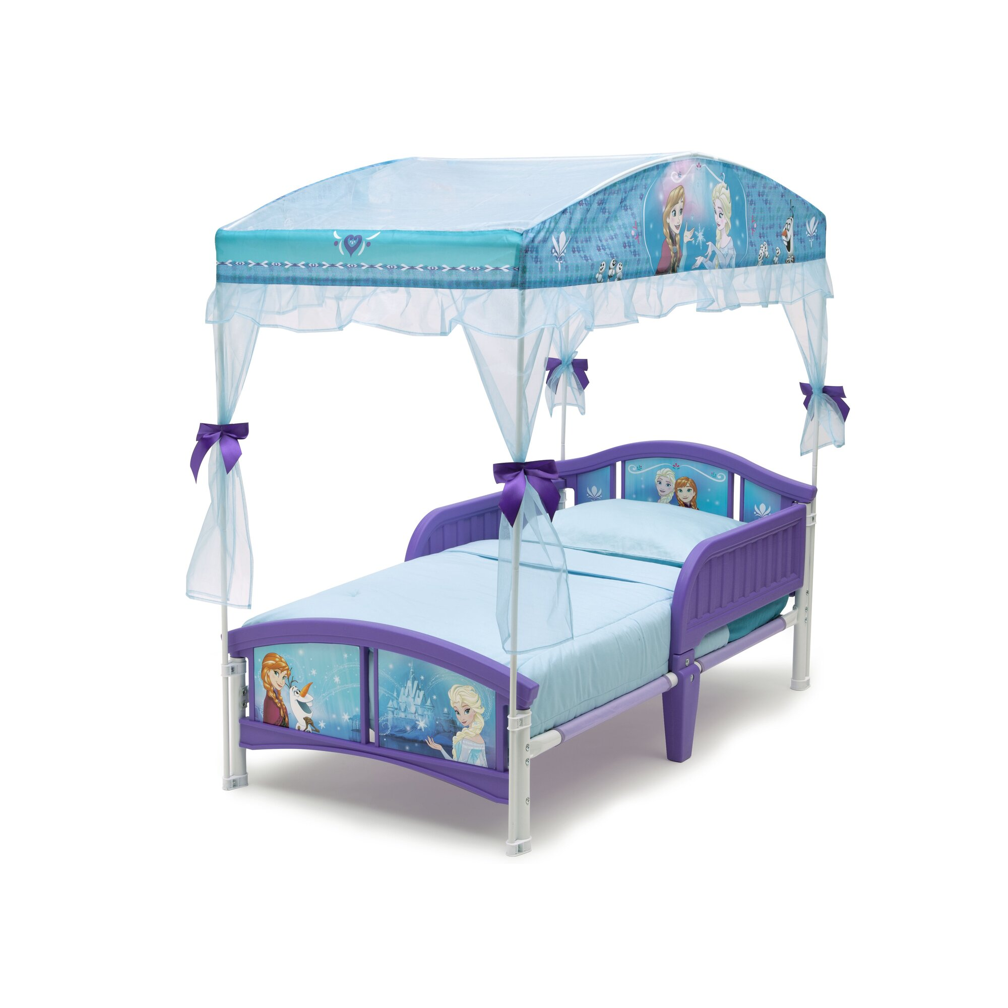 Delta Children Disney Frozen Toddler Bed Amp Reviews