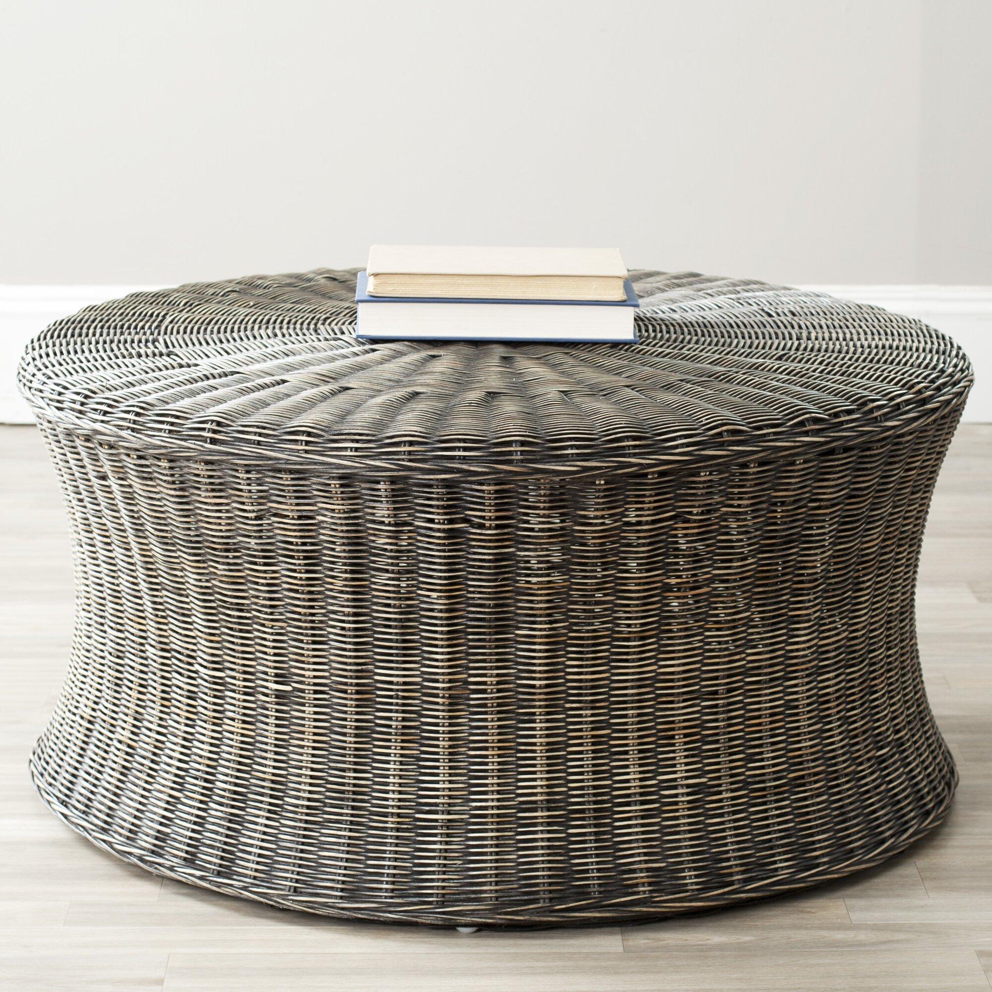 45 sparen rattan couchtisch von safavieh nur 171 99 cherry m bel wayfair. Black Bedroom Furniture Sets. Home Design Ideas