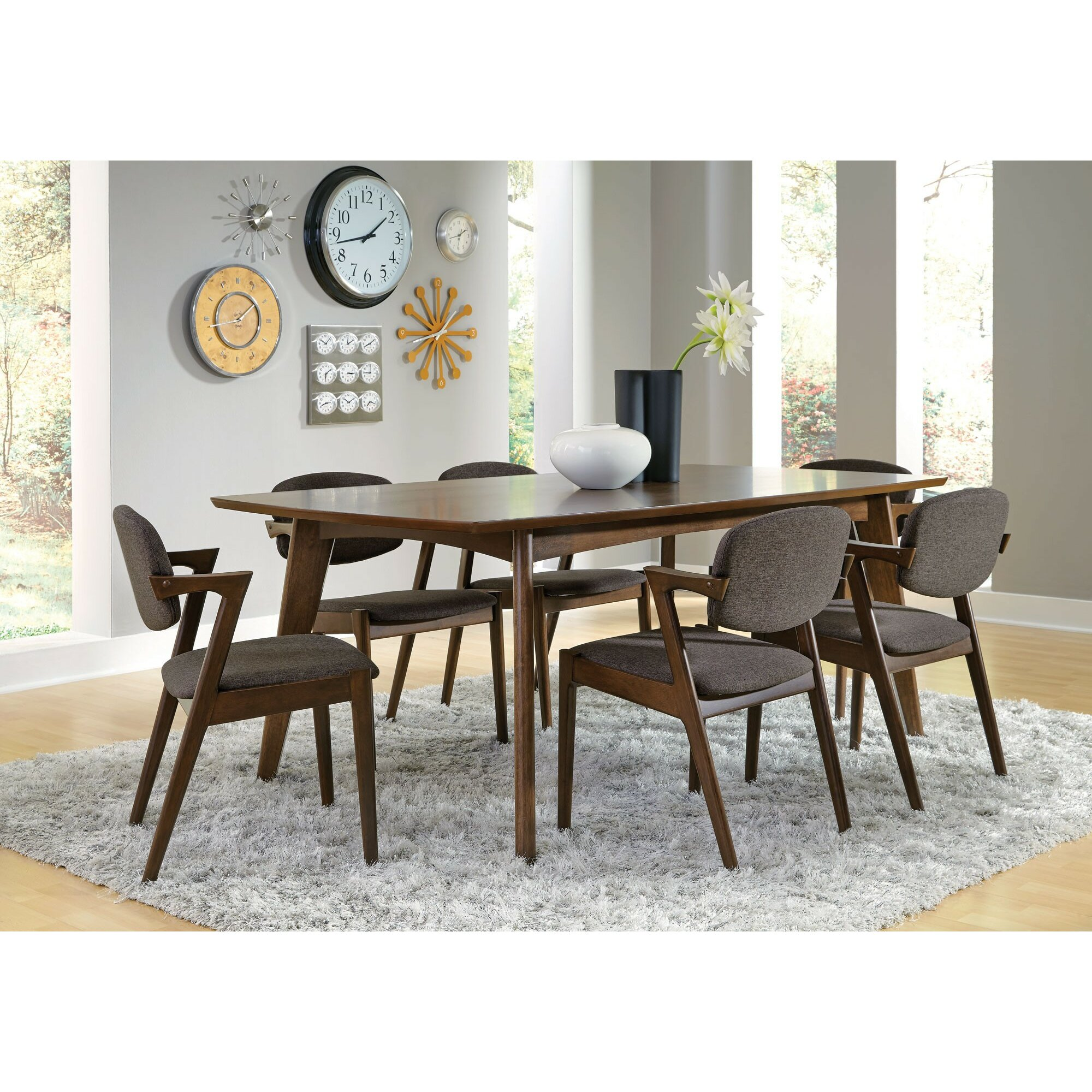 modern contemporary dining room sets allmodern - Low Dining Room Table