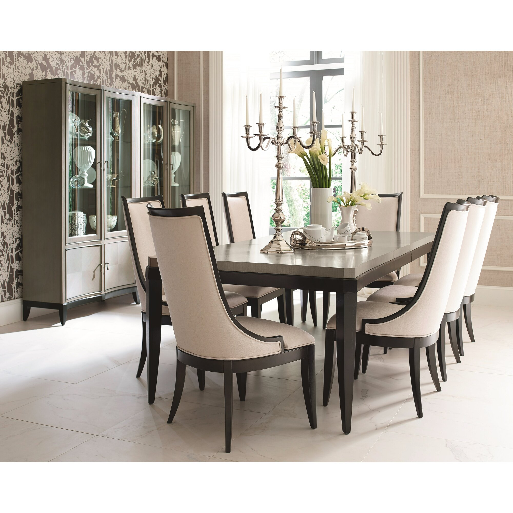 Legacy Classic Furniture Symphony Extendable Dining Table ...