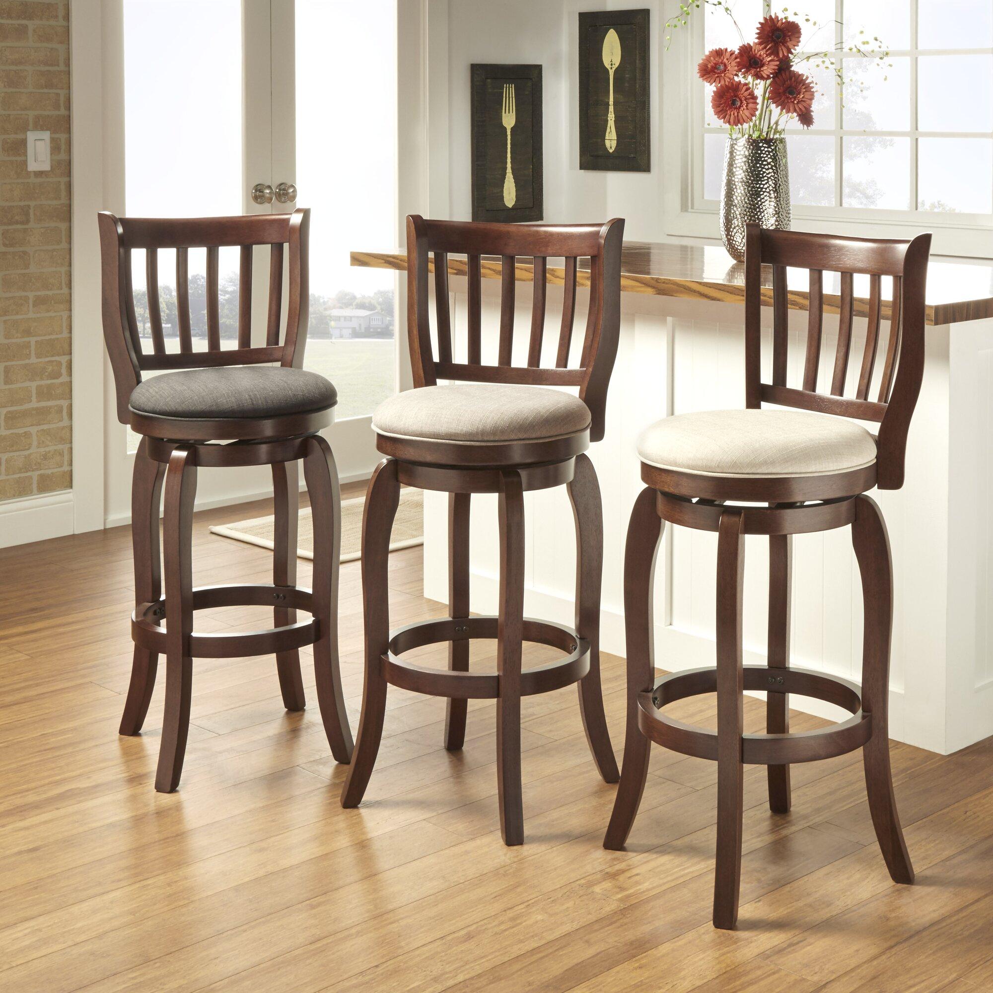 Sfi engineered wood floors reviews - Morgan 29 Swivel Bar Stool