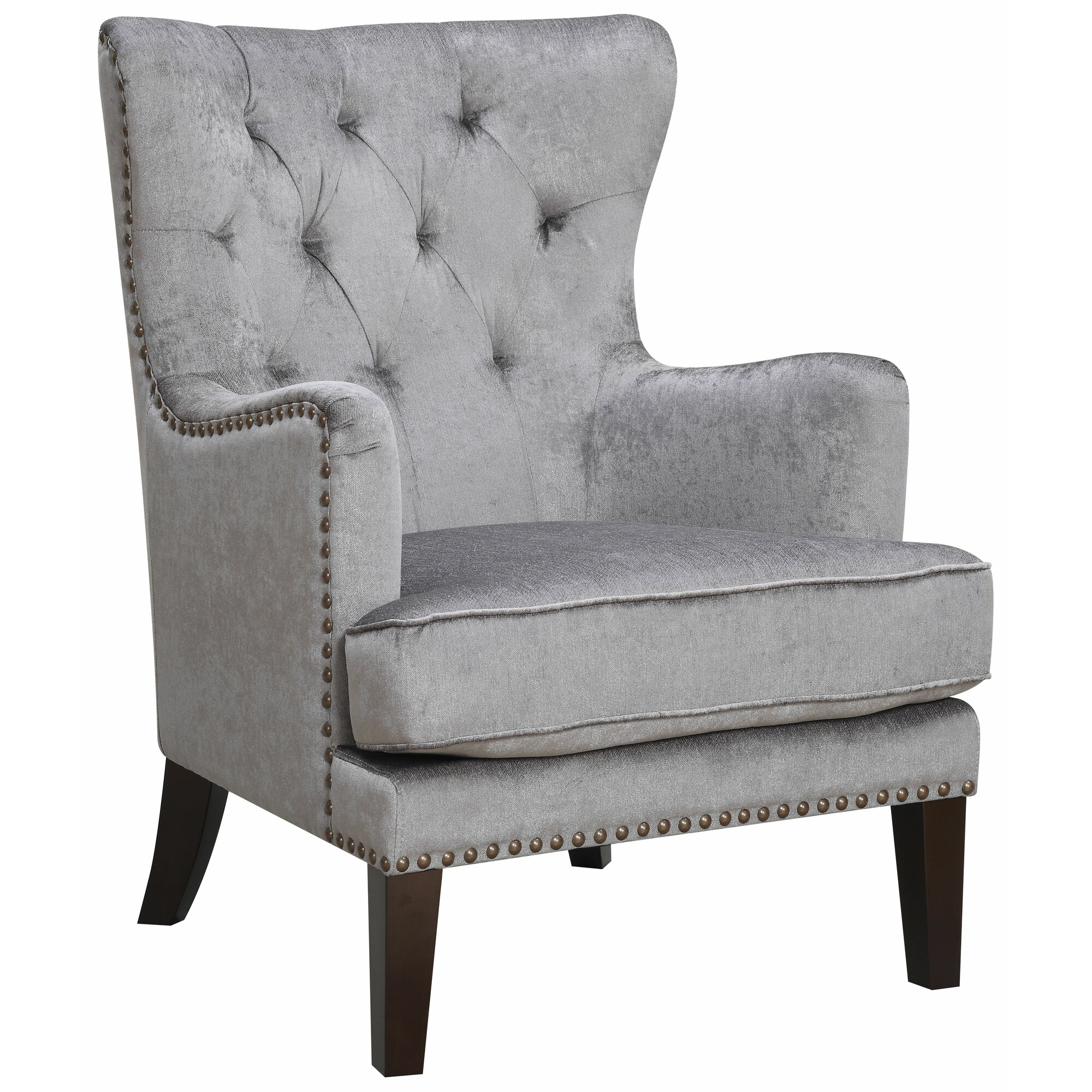 ac pacific isabella wing back chair reviews. Black Bedroom Furniture Sets. Home Design Ideas