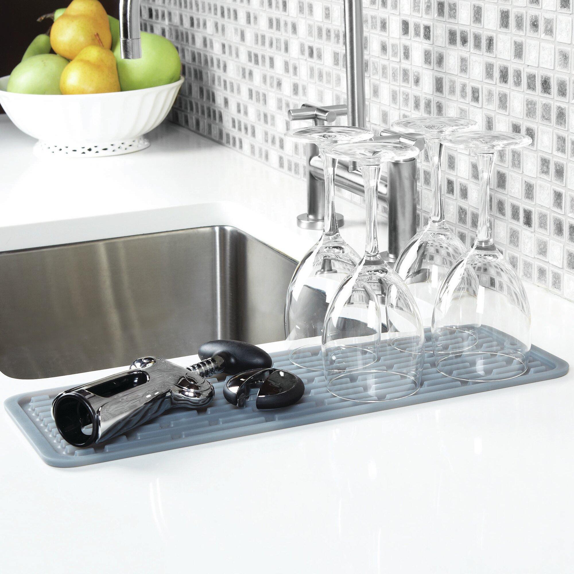Kitchenaid Sink Mat Instasink Us
