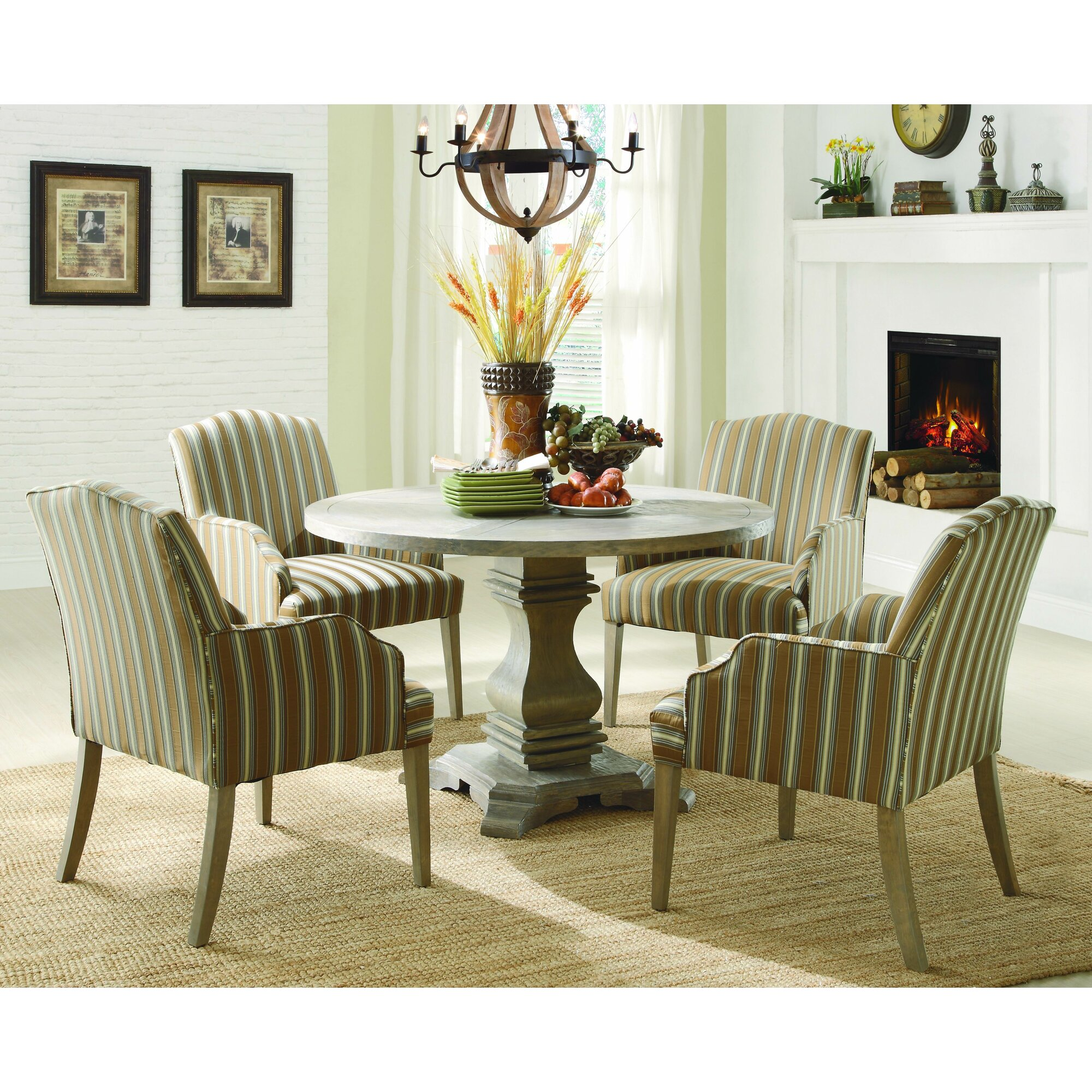 Homelegance Euro Casual Dining Table & Reviews | Wayfair