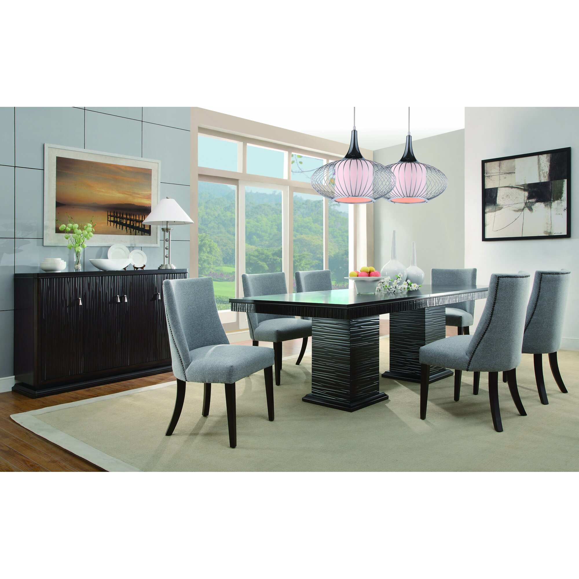 House of Hampton Darlene Extendable Dining Table & Reviews | Wayfair