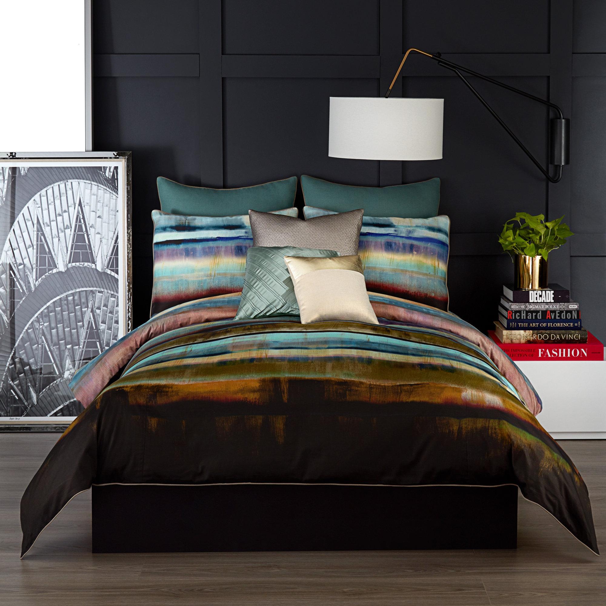 modern comforter set - modern duvet comforter sets allmodern