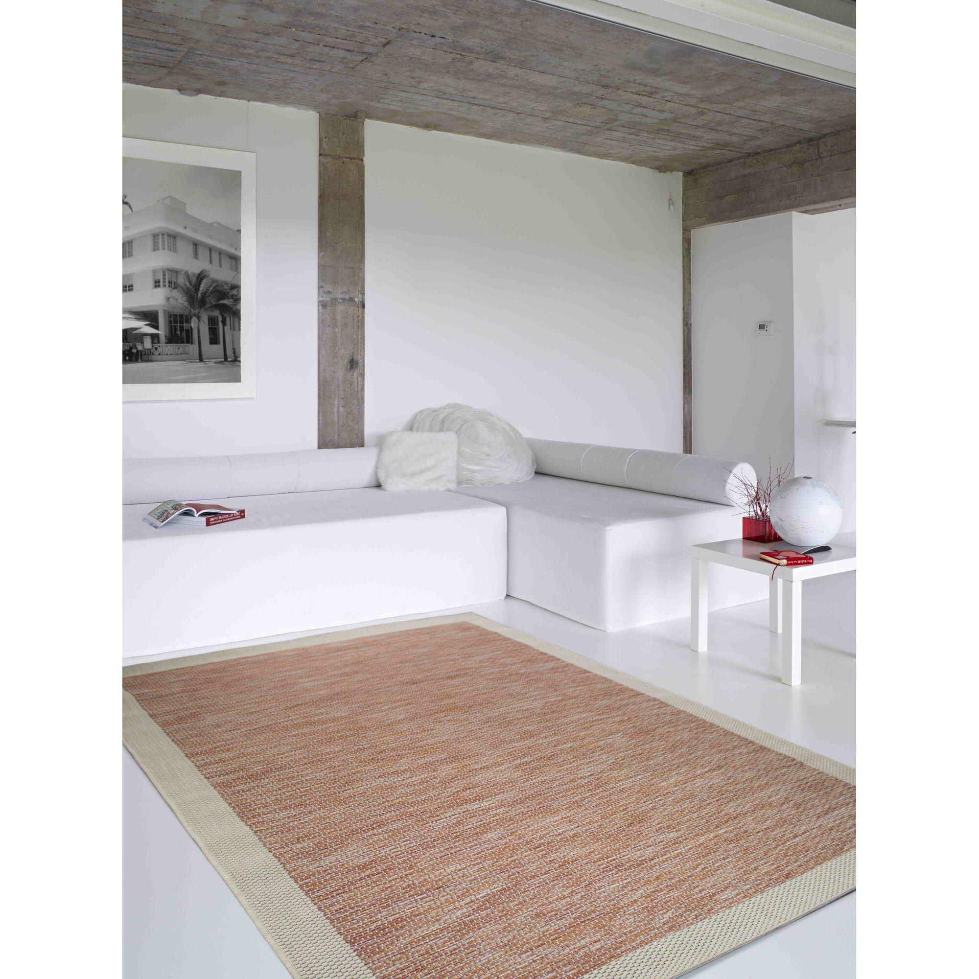 urban facettes innen au enteppich zephyr in sienarot bewertungen. Black Bedroom Furniture Sets. Home Design Ideas