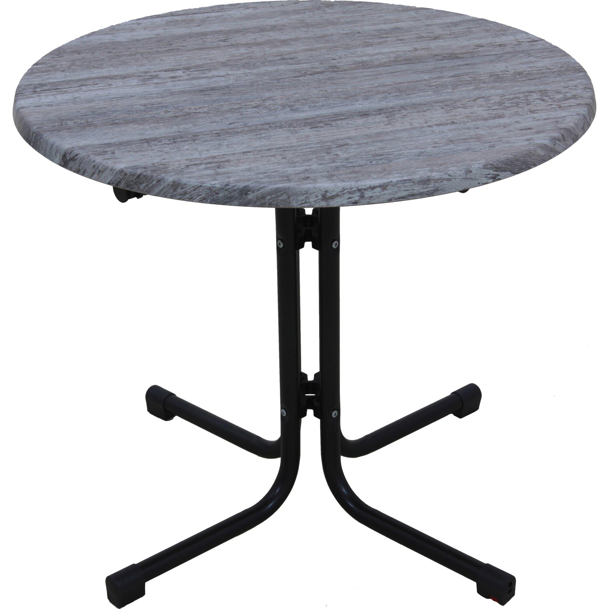 Fritz Mueller Luitgard Folding Dining Table & Reviews | Wayfair.co.uk