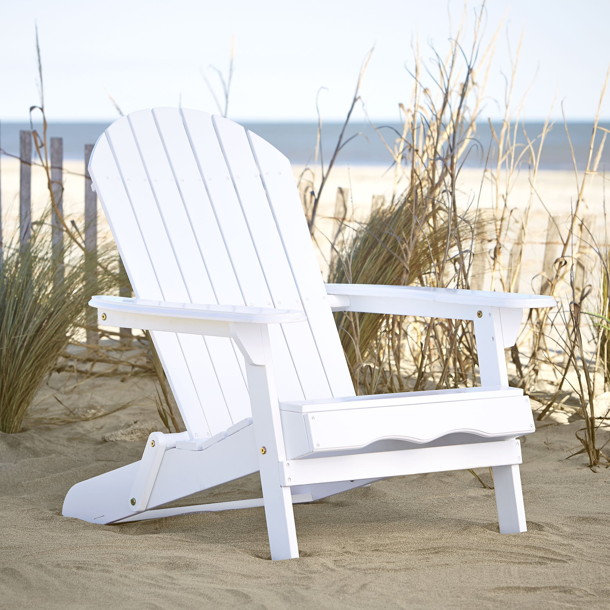 living accents folding adirondack chair villeret folding