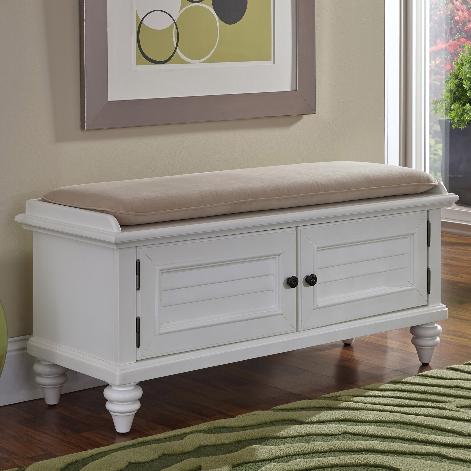 adorable entryway benche with storages | Breakwater Bay Kenduskeag Upholstered Storage Entryway ...