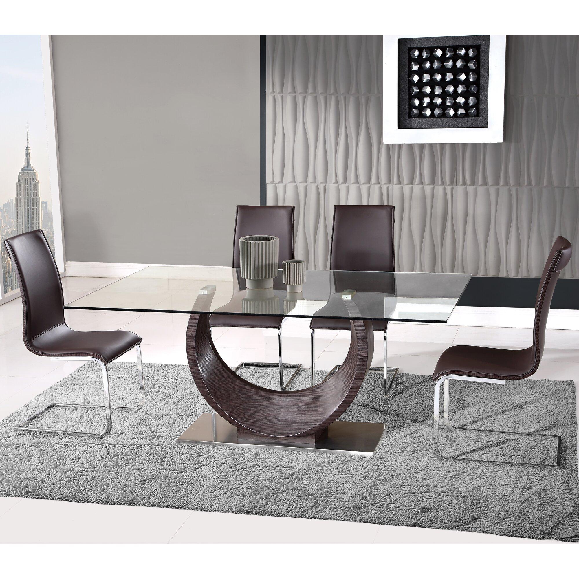 Global Furniture USA Dining Table & Reviews | Wayfair
