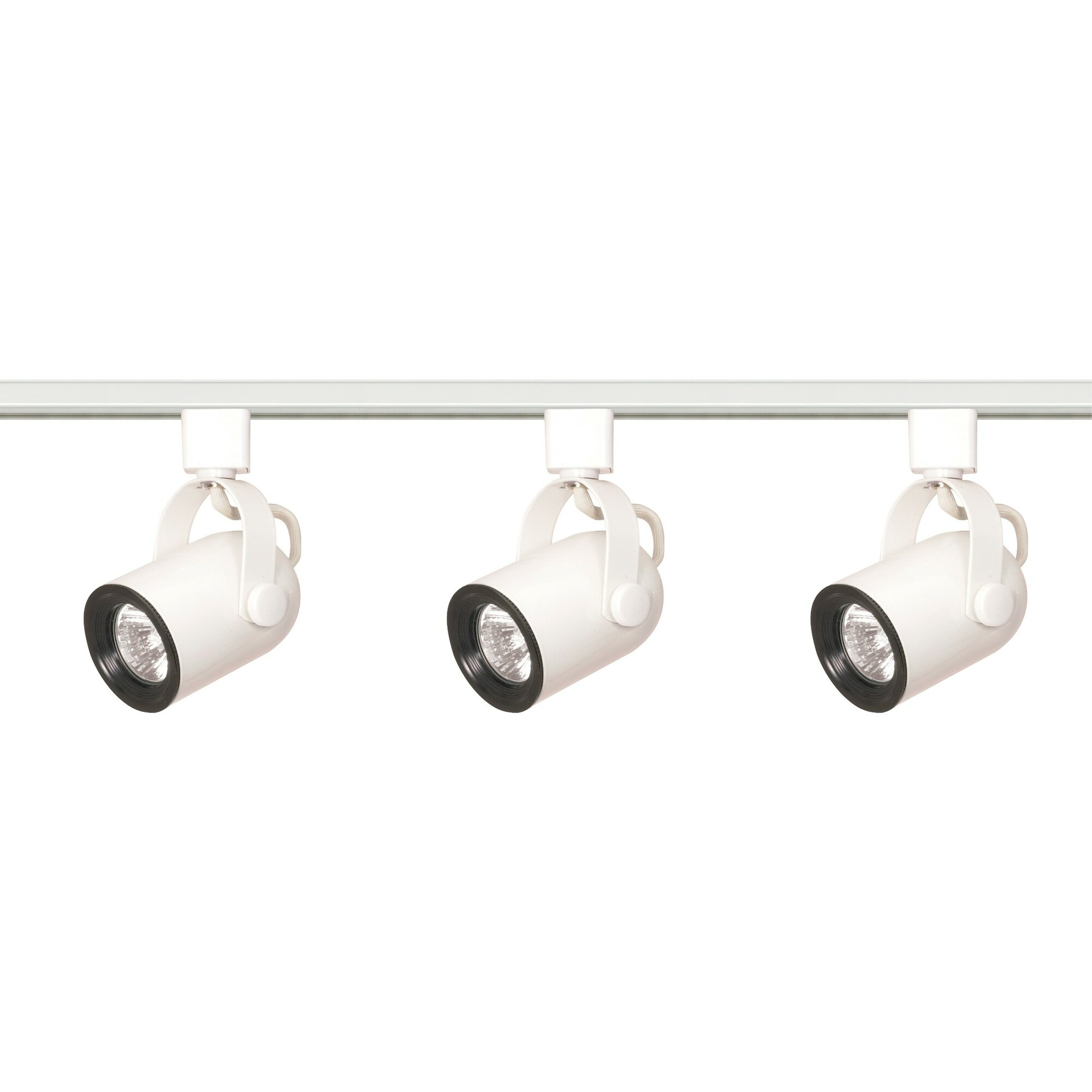 Track Lighting Cans Chroma Track Spot From Bruck Lighting
