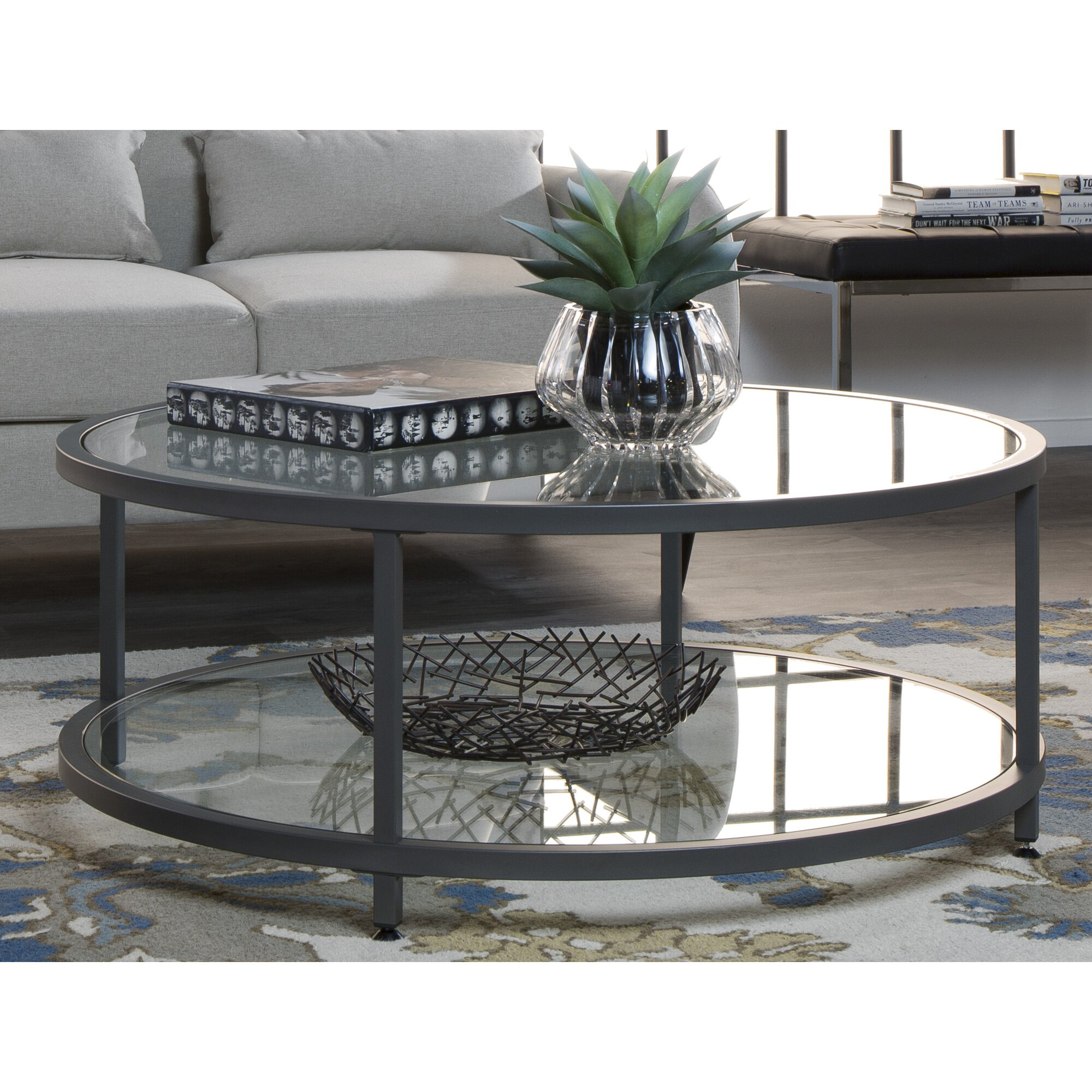 Camber Coffee Table & Reviews