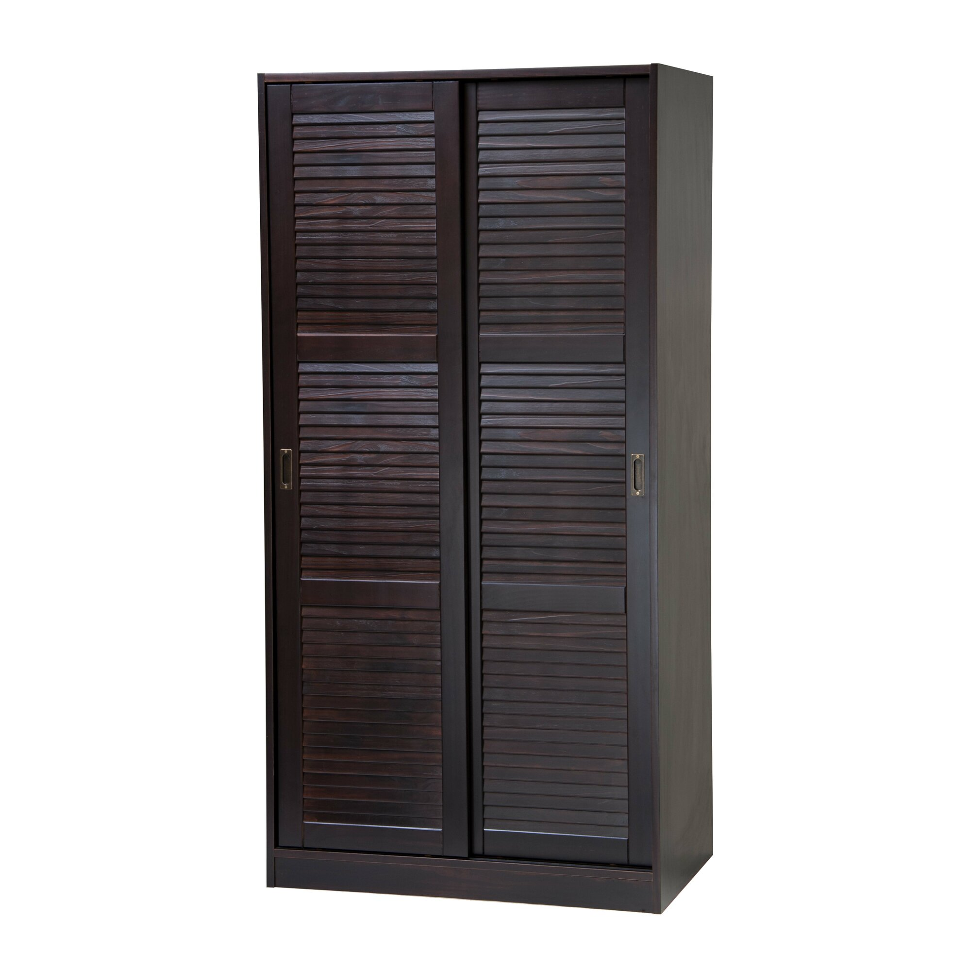 PalaceImports Two-Sliding Door Armoire & Reviews