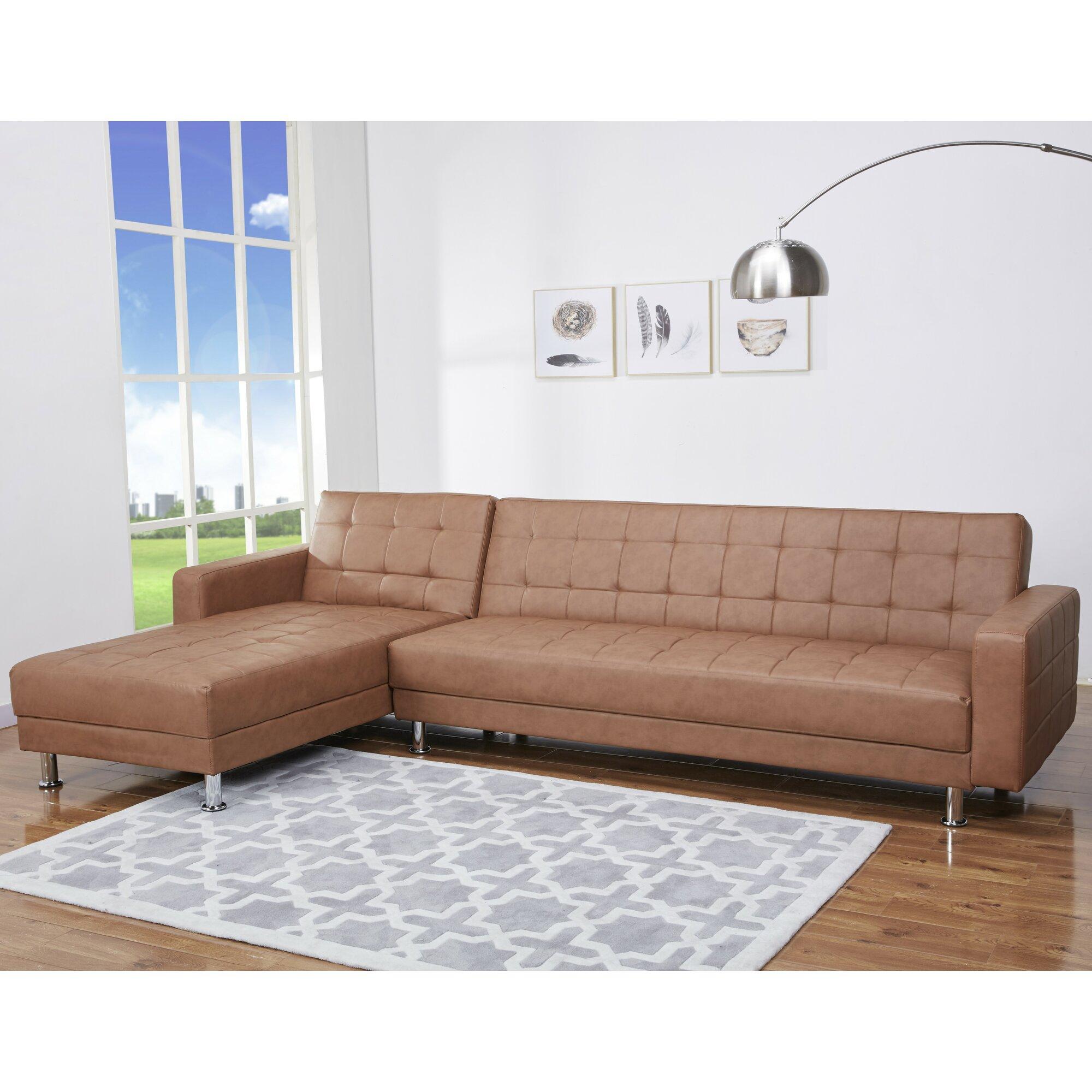 leader lifestyle ecksofa spencer mit bettfunktion. Black Bedroom Furniture Sets. Home Design Ideas
