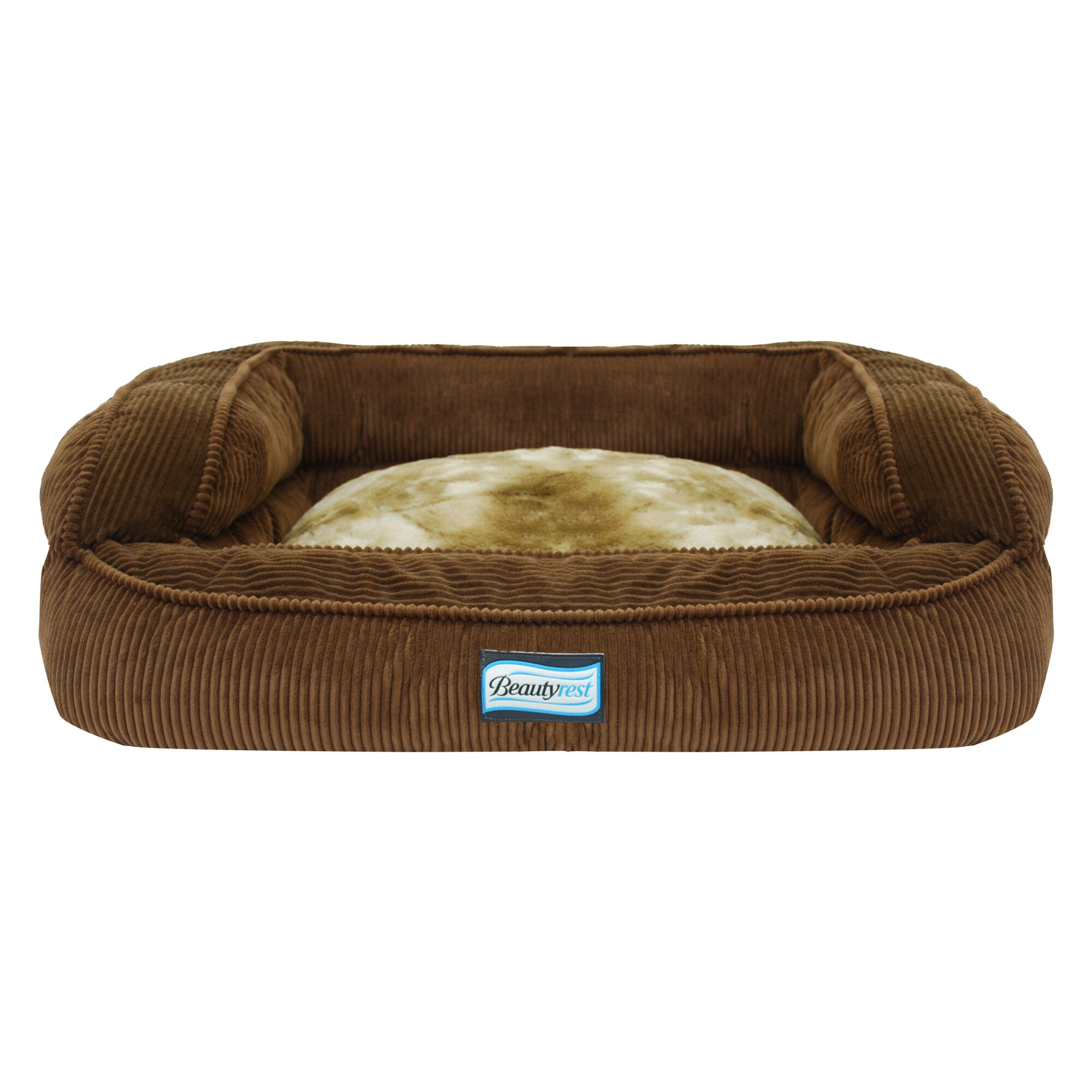 Overstuffed Luxury Sofa Dog Bed Best Chic And Creative Fancy Pet