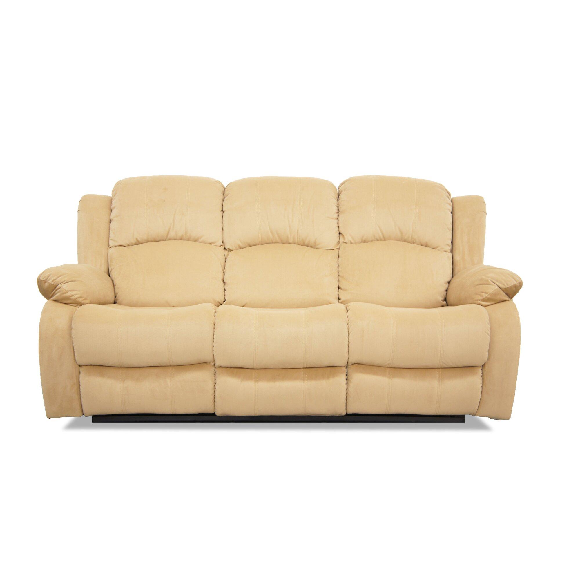 Madison Home USA Reclining Sofa & Reviews