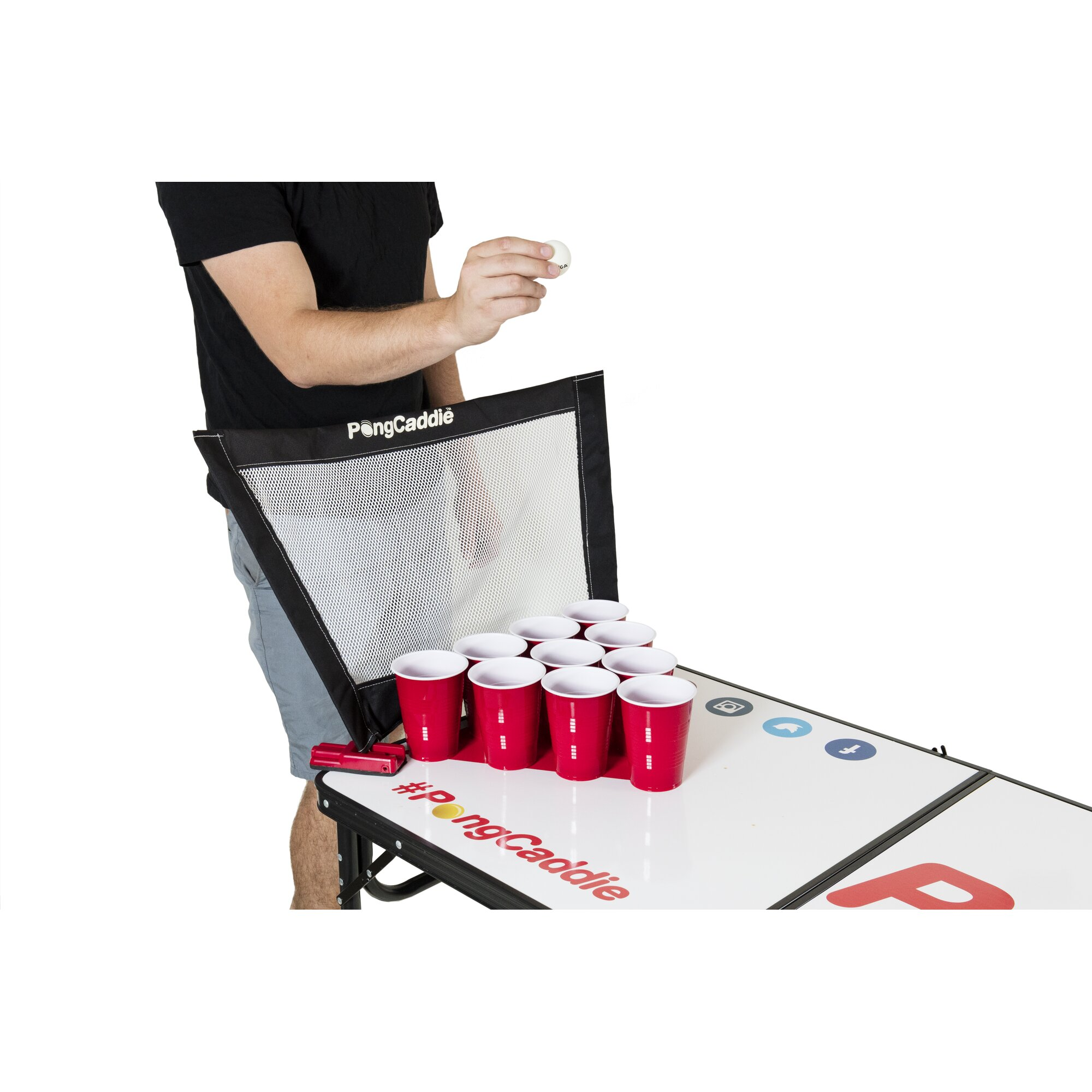 Beer pong table dimensions - Beer Pong Table