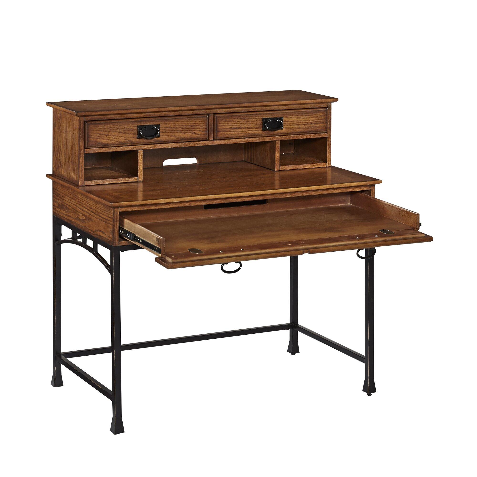 Trent Austin Design Bilboa Writing Desk With Hutch