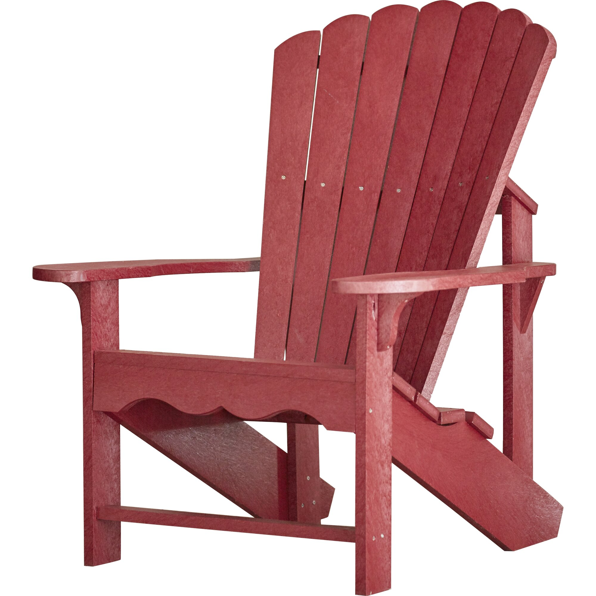 bay isle home aloa adirondack chair reviews wayfair. Black Bedroom Furniture Sets. Home Design Ideas