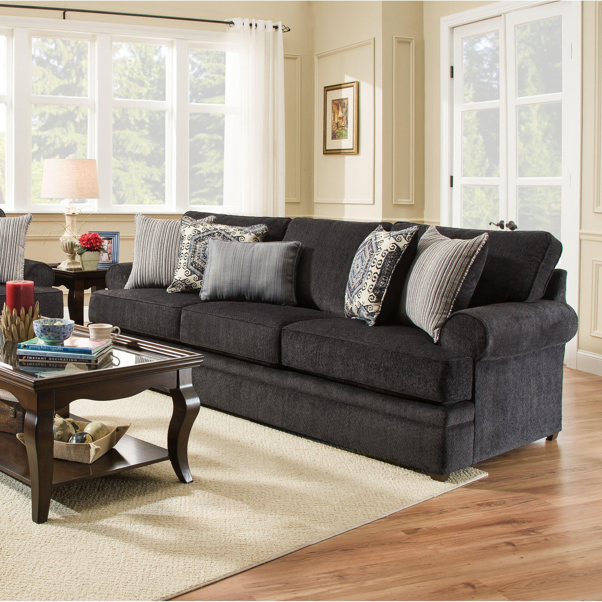 hartley chenille sofa Sofa Hpricot