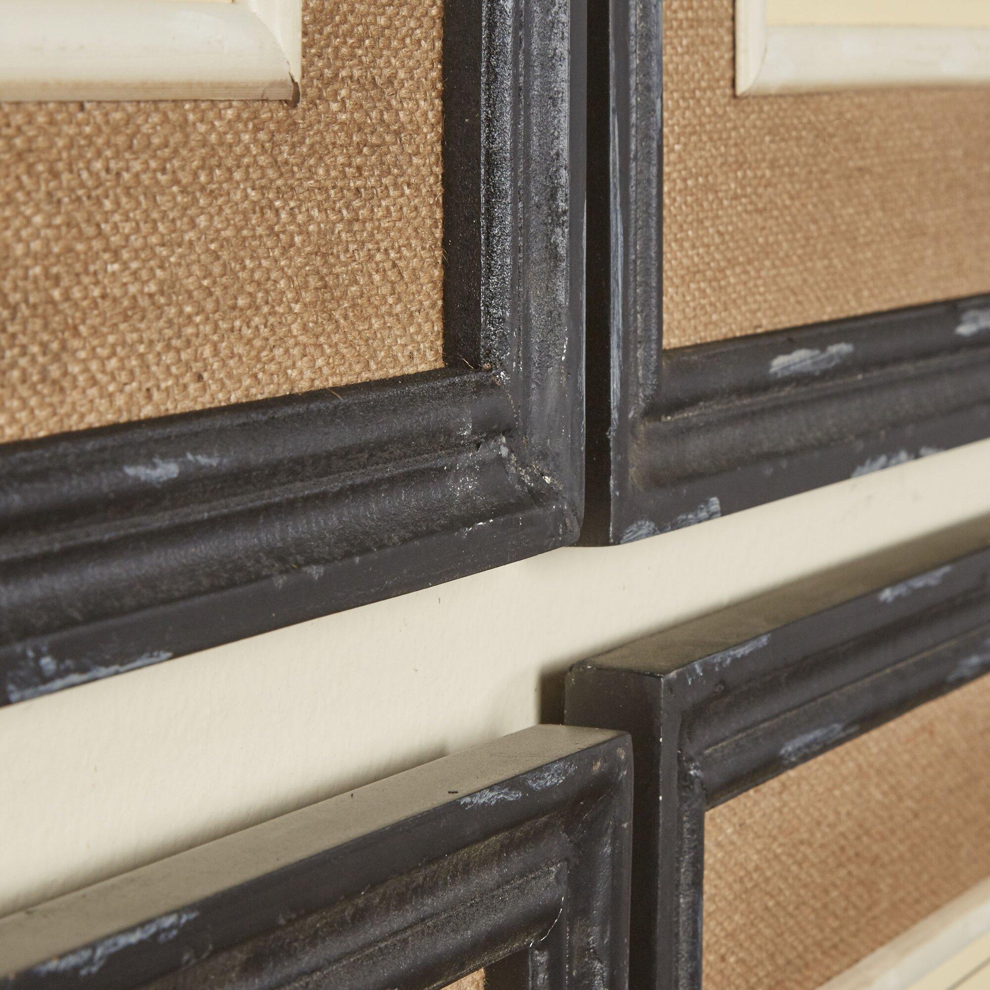 Birch Lane Botanic Framed 4 Piece Set On Fabric Amp Reviews