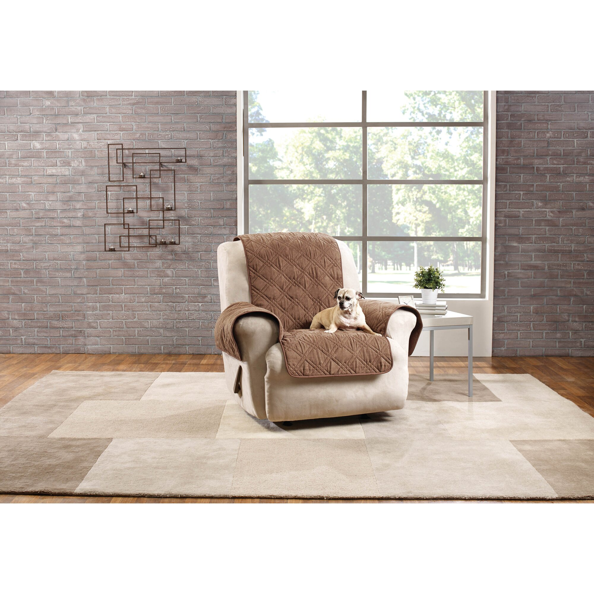 sure fit deluxe recliner slipcover reviews wayfair