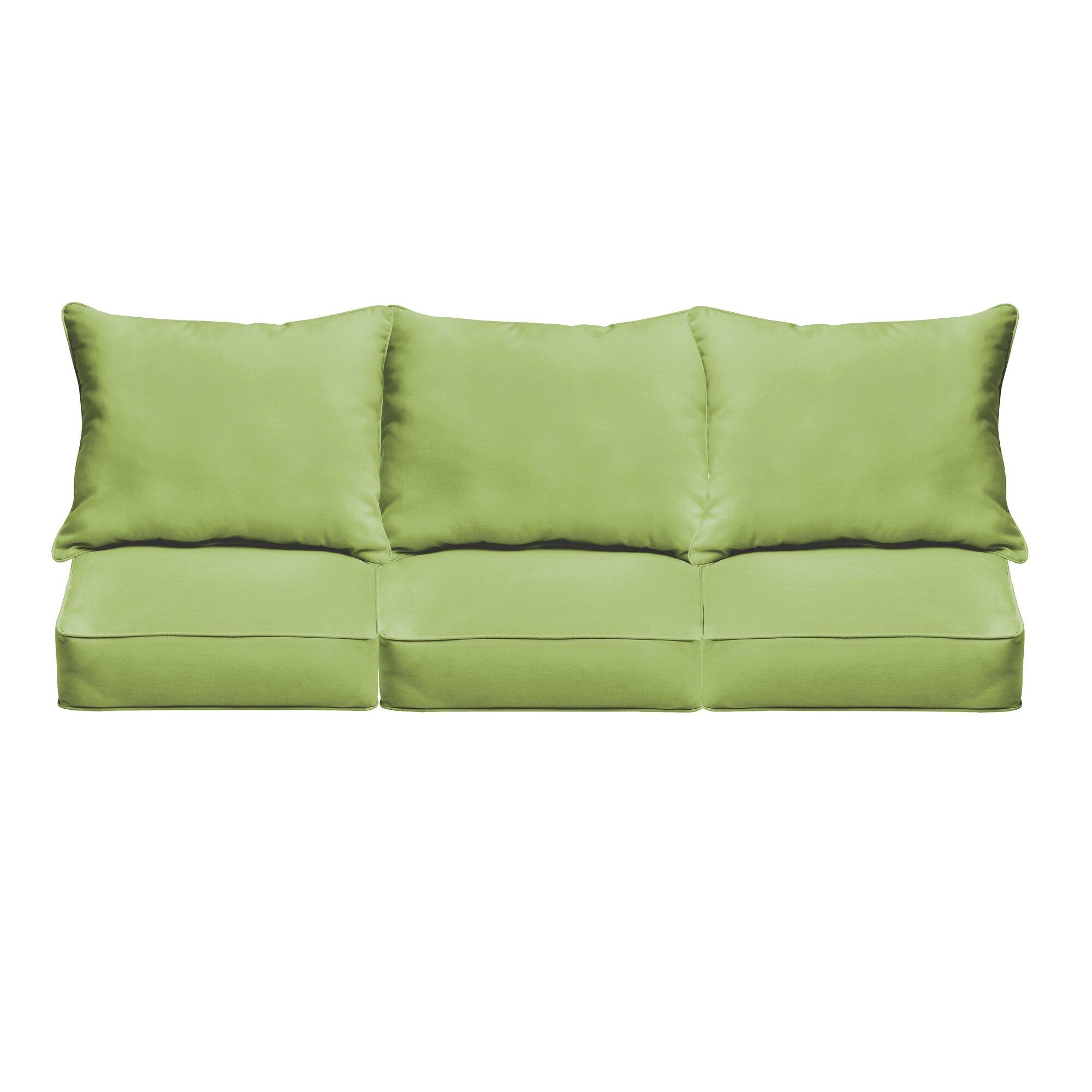 Brayden Studio Kaplan Outdoor Sofa CushionsReviewsWayfair