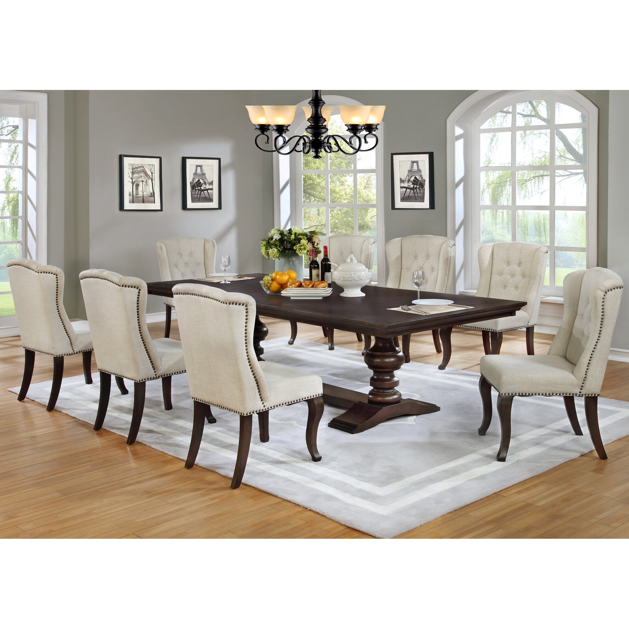 Best Quality Furniture  Piece Dining Set  Reviews Wayfair - Best quality dining room furniture