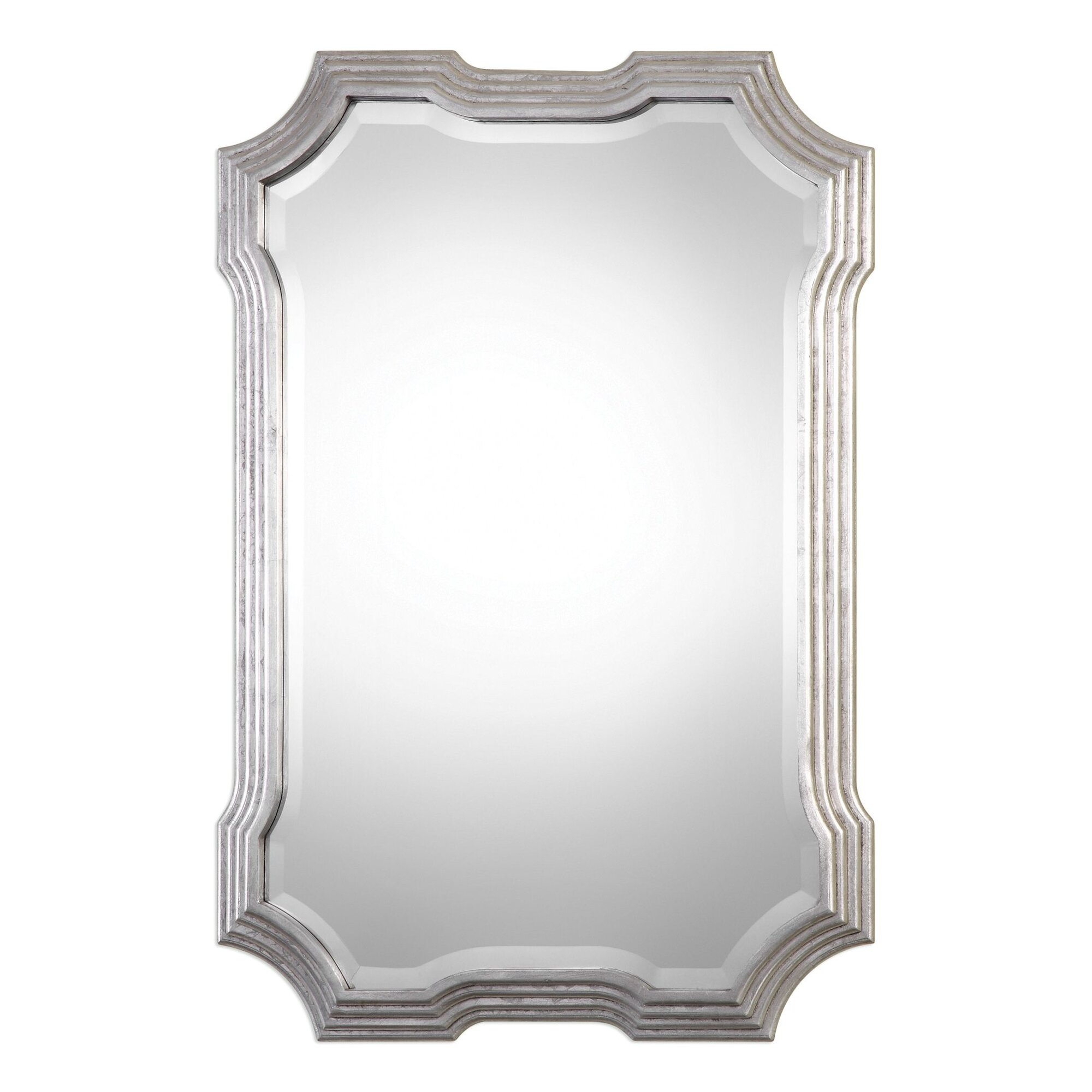 Willa Arlo Interiors Bevel Wall Mirror Reviews