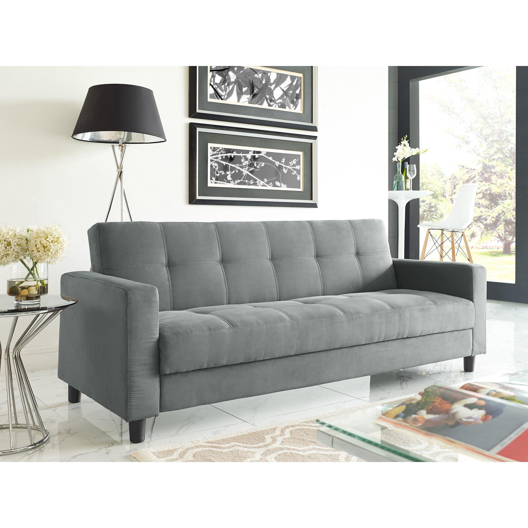 Serta Valerie Convertible Sofa Reviews