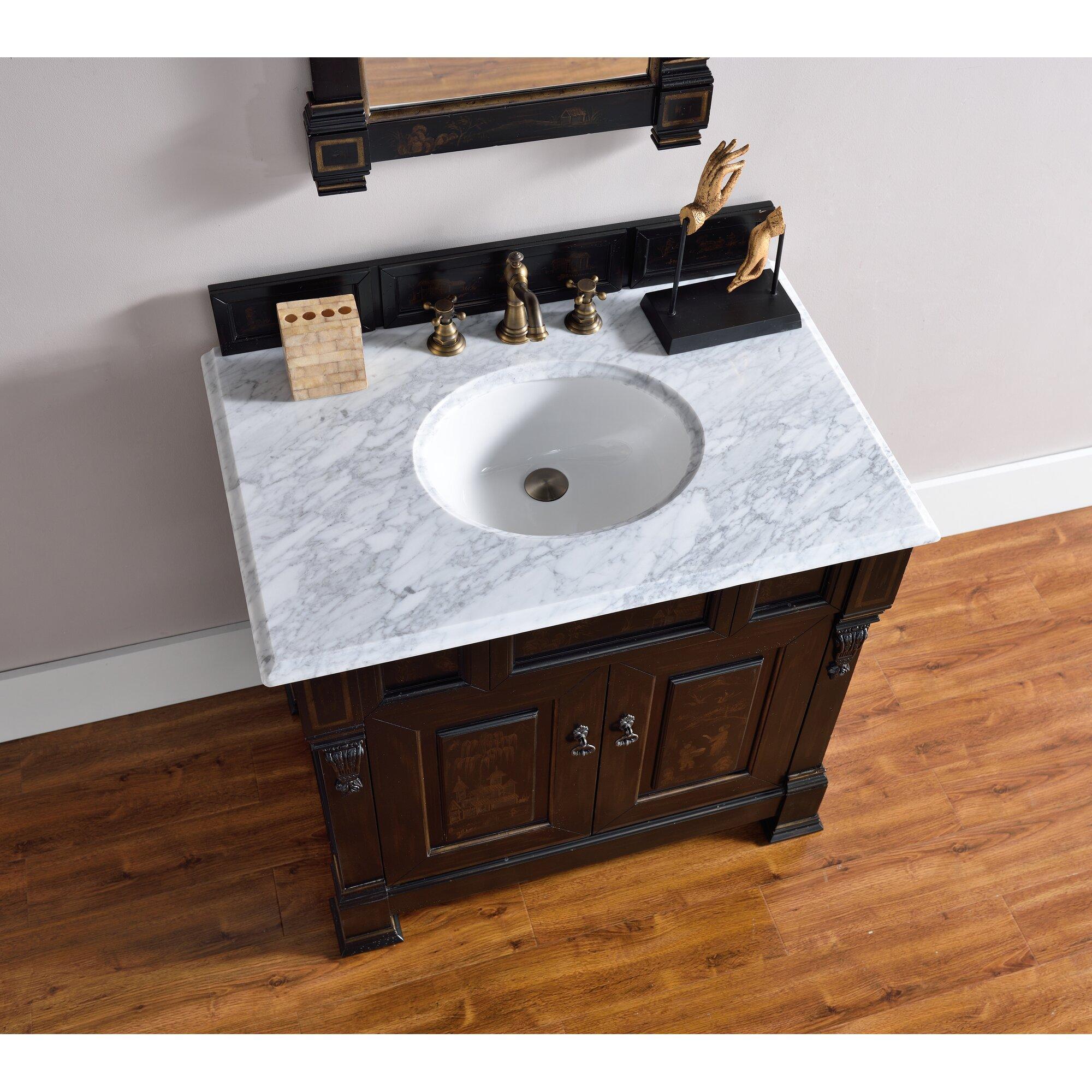 Hand painted bathroom vanity - Brookfield Hand Painted 32 75 Single Bathroom Vanity Base