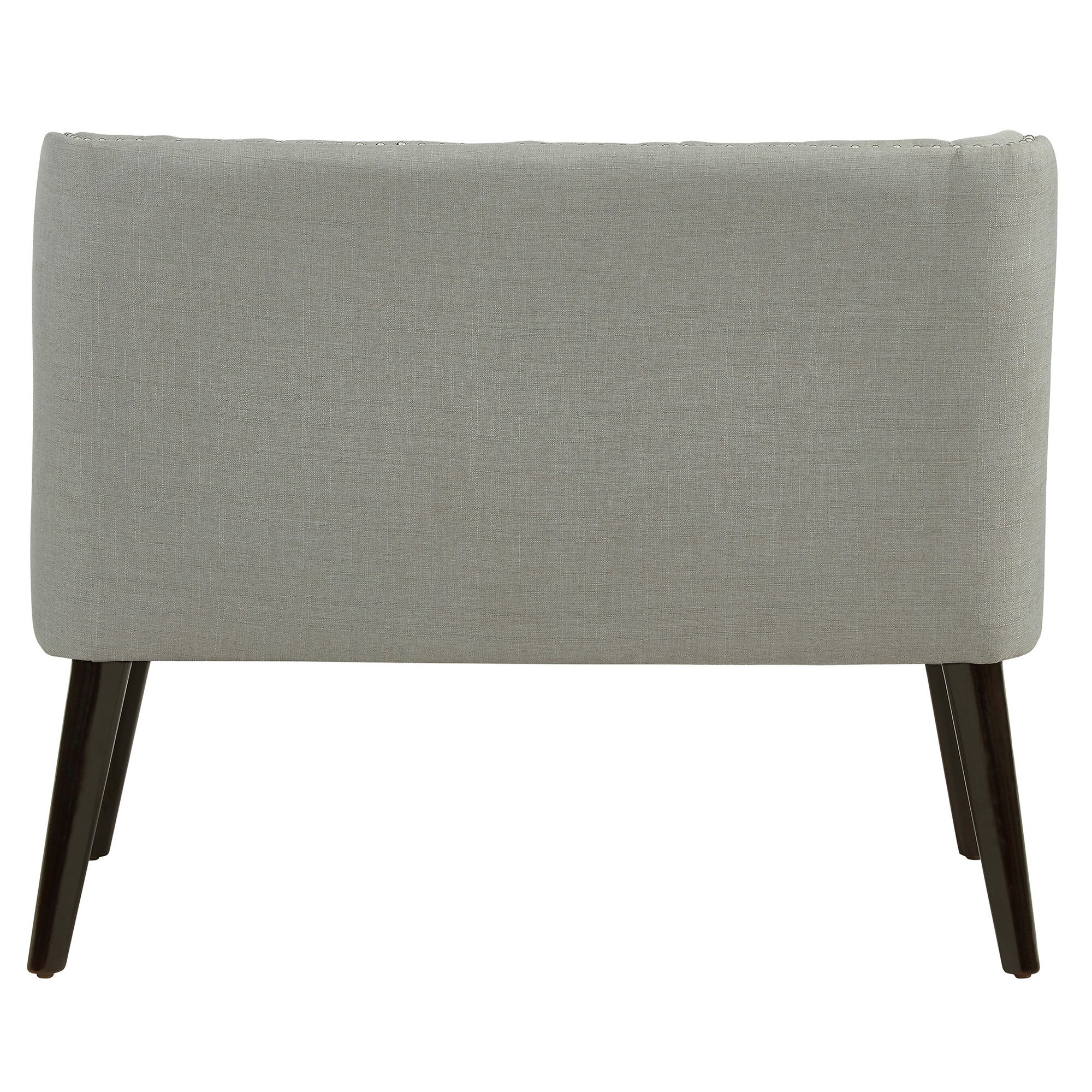 #282218  Doring Tufted Wing Back Settee Bedroom Bench & Reviews Wayfair with 2000x2000 px of Most Effective Settee Bench With Back 20002000 wallpaper @ avoidforclosure.info