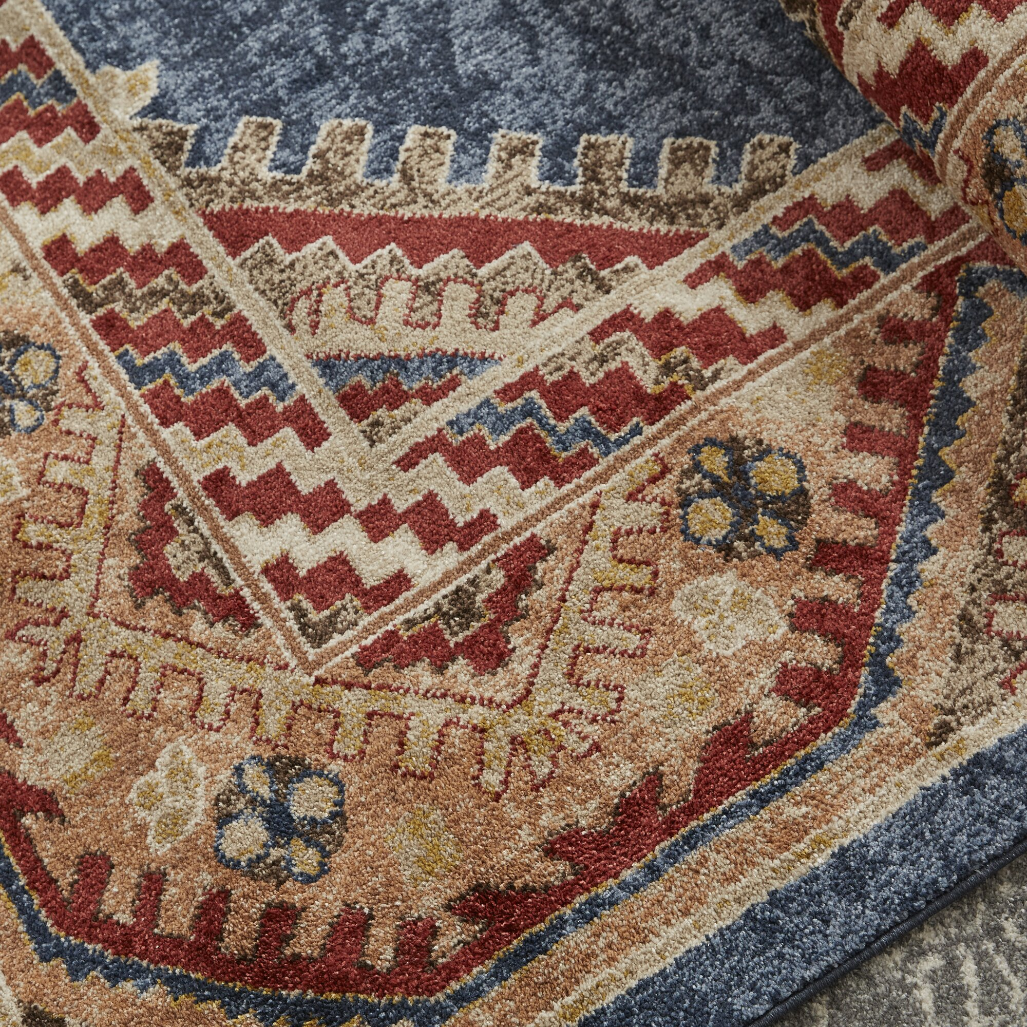 Persian Rug Brisbane: Isanotski Royal/Rust Area Rug & Reviews