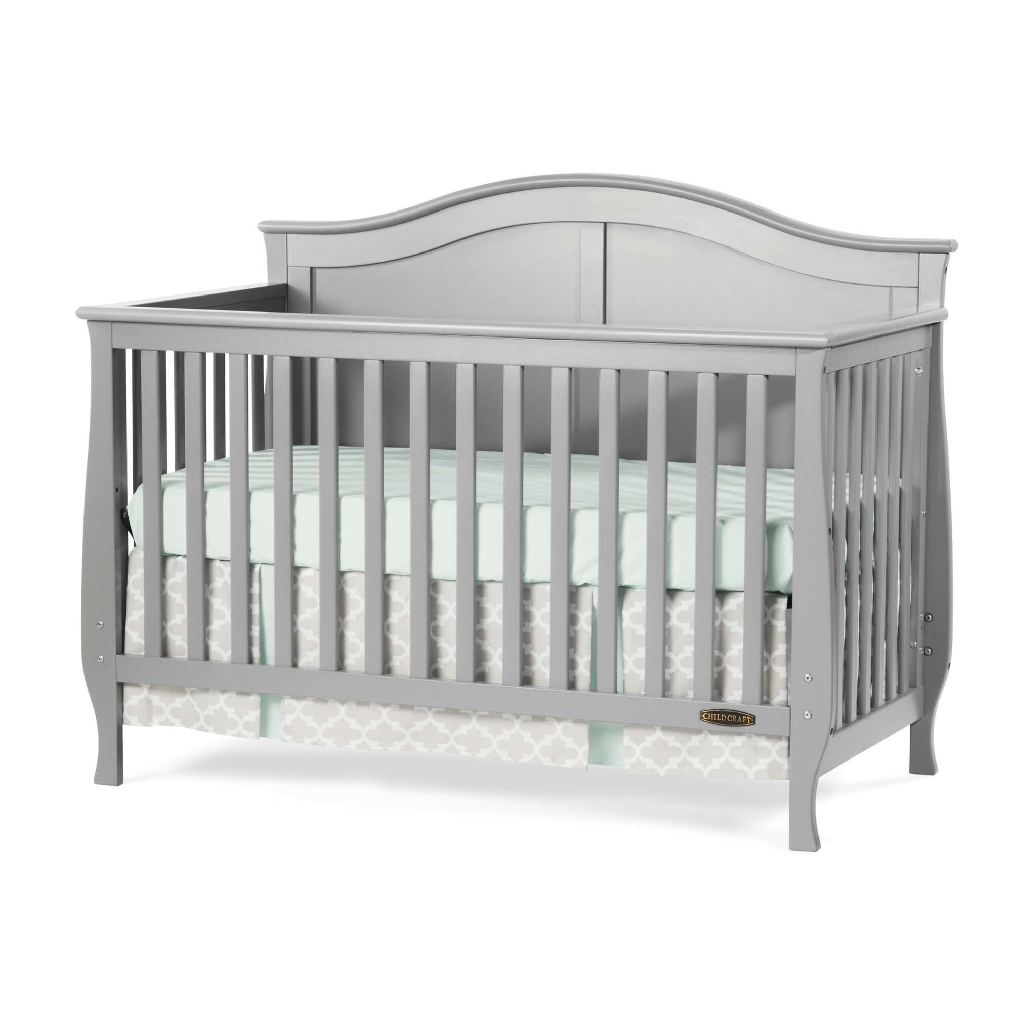 Child craft camden 4 in 1 convertible crib reviews wayfair for Child craft crib reviews