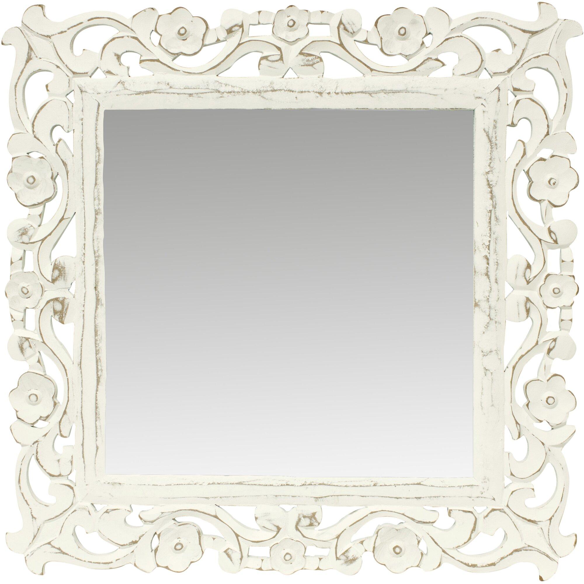 Fetco Home Decor Heppner Mirror & Reviews