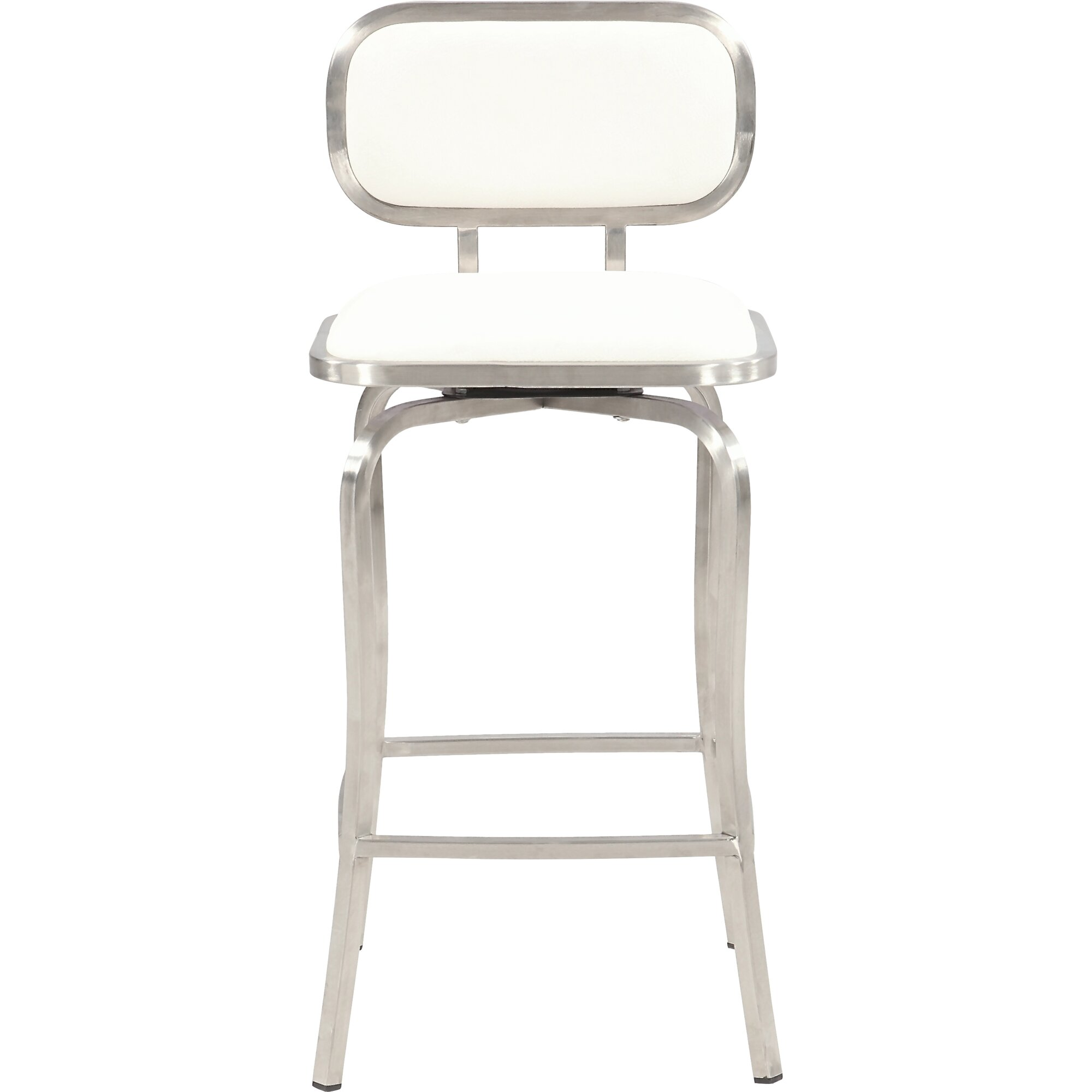 Modern kitchen bar stools - Modern 25 98 Swivel Bar Stool