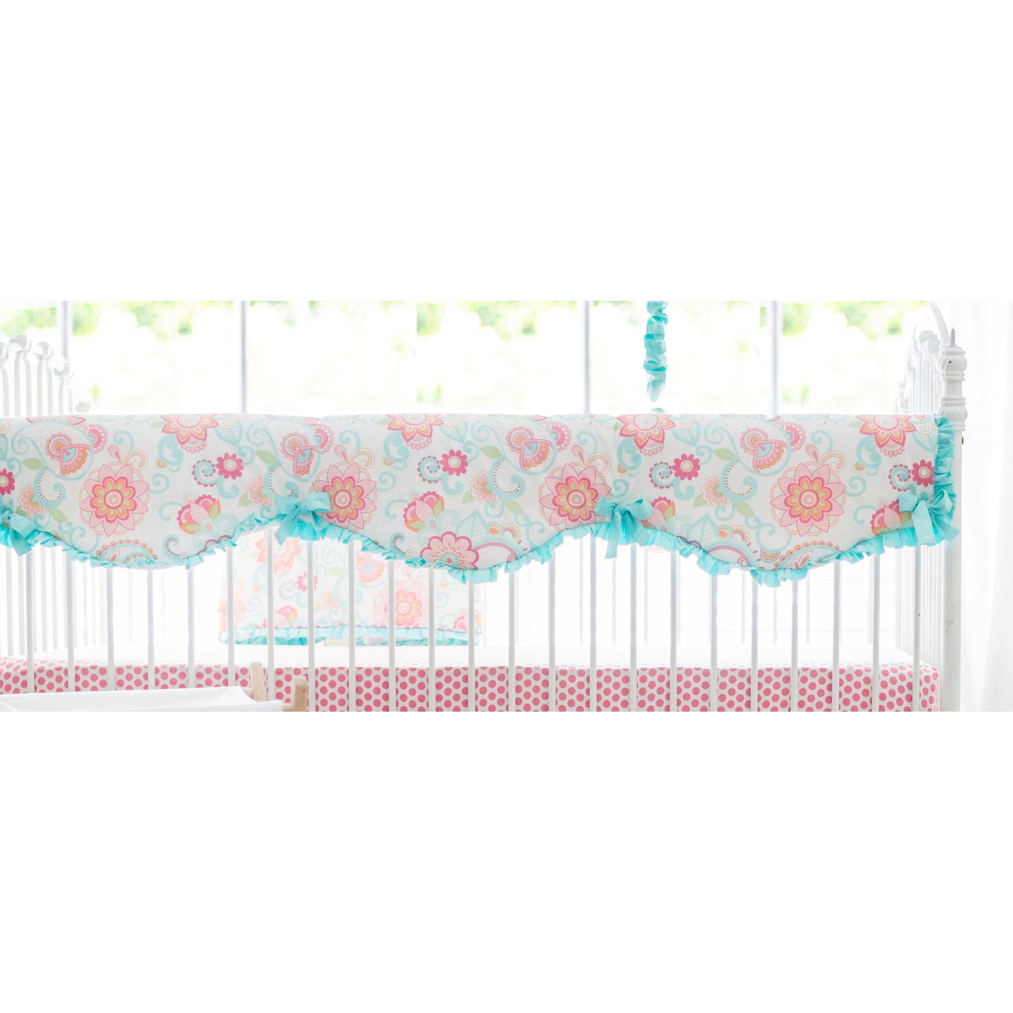 Crib rail for sale - Gypsy Baby Crib Rail Cover