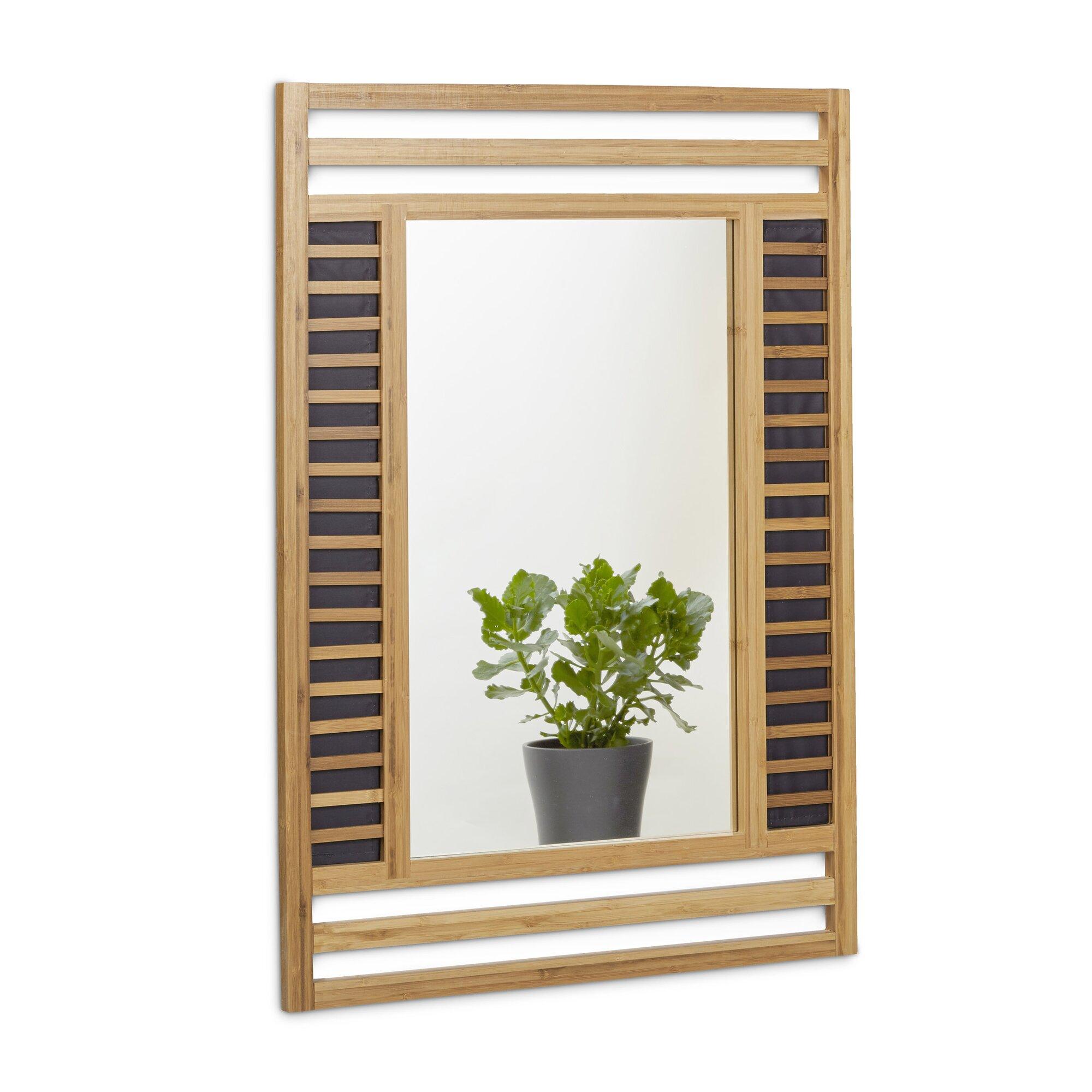 Relaxdays badezimmerspiegel for Spiegel suche