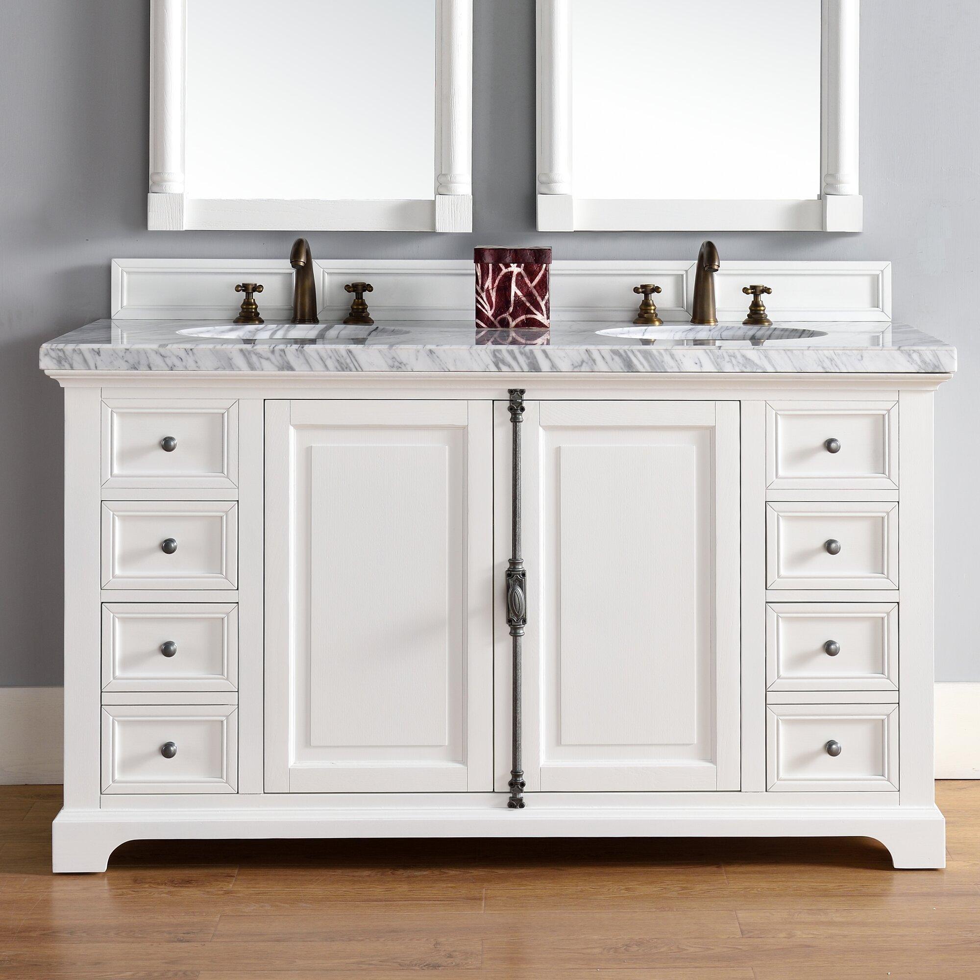 james martin furniture providence 60 double bathroom vanity base