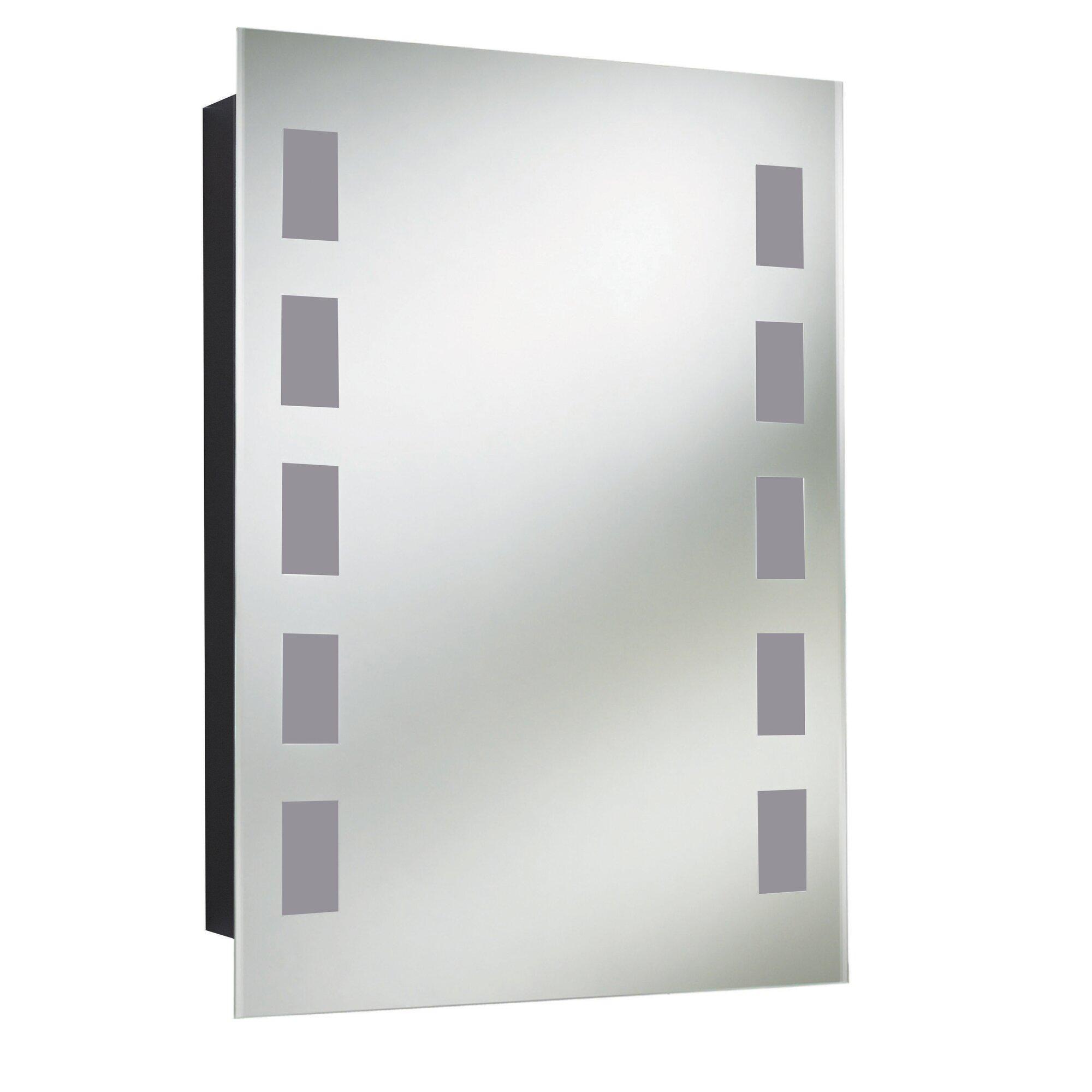 premier 50 cm x 70 cm spiegelschrank argenta bewertungen. Black Bedroom Furniture Sets. Home Design Ideas