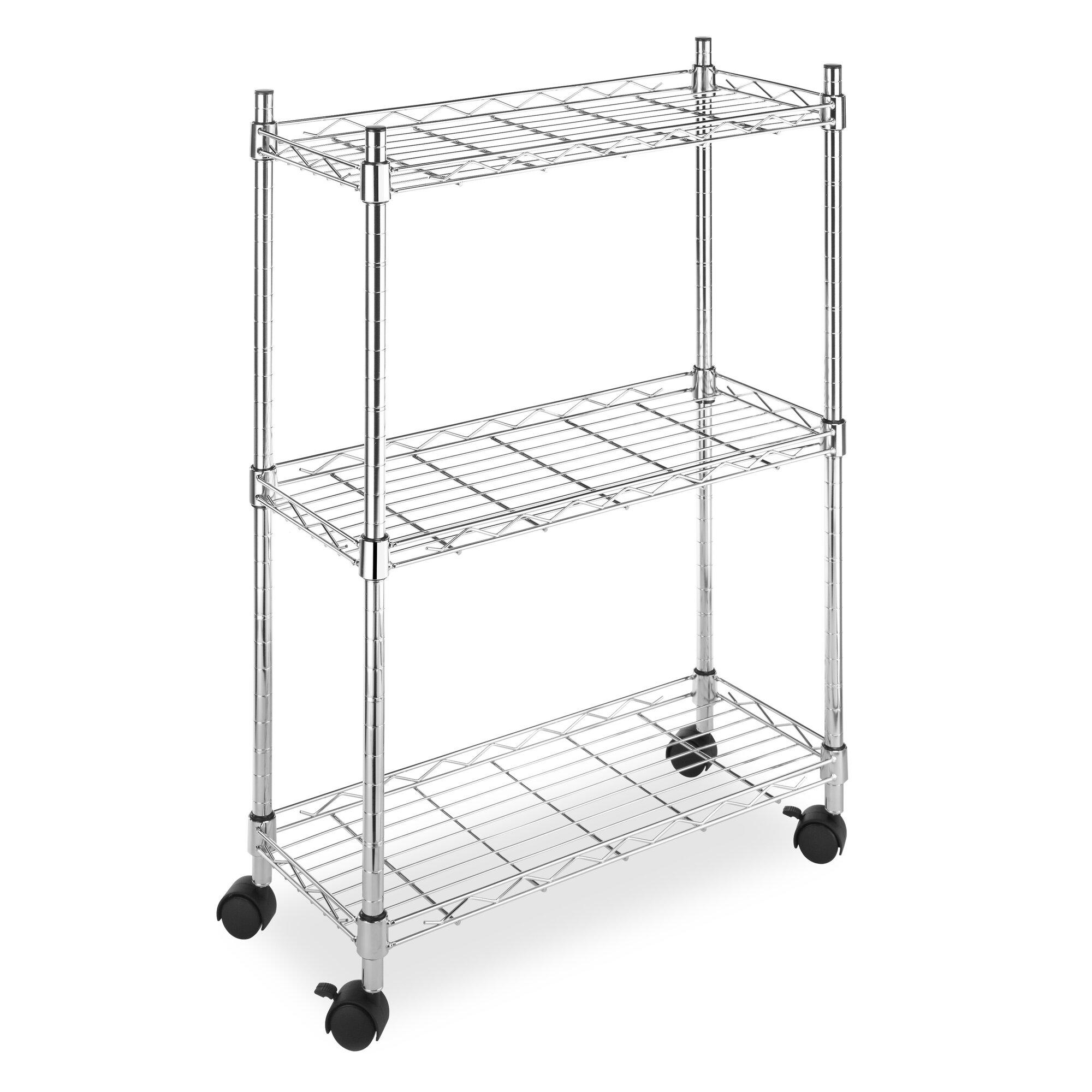 supreme 3 tier laundry cart - Laundry Carts