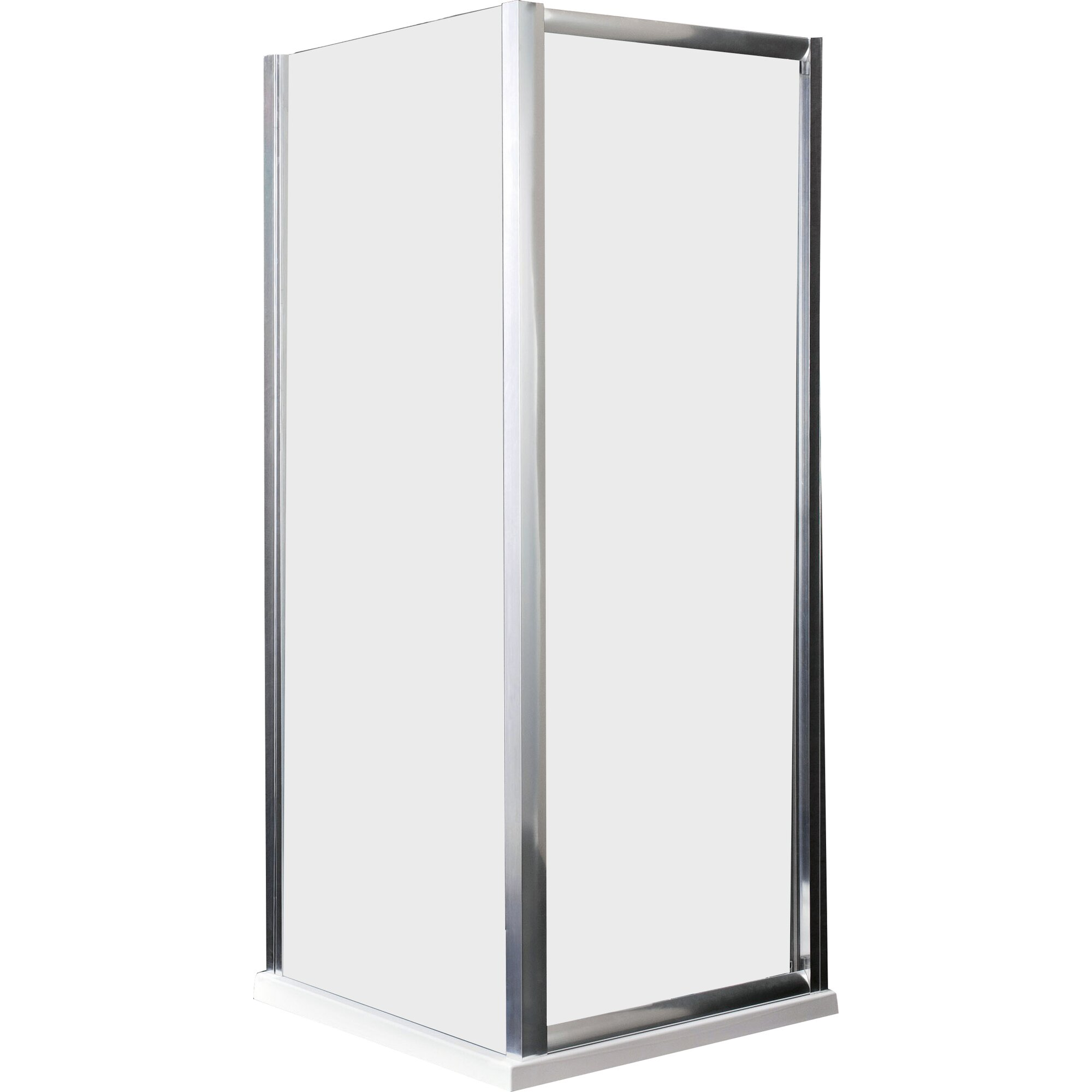 Merlyn 8 series sliding door amp inline panel - Ella 185cm X 88cm Folding Shower Door