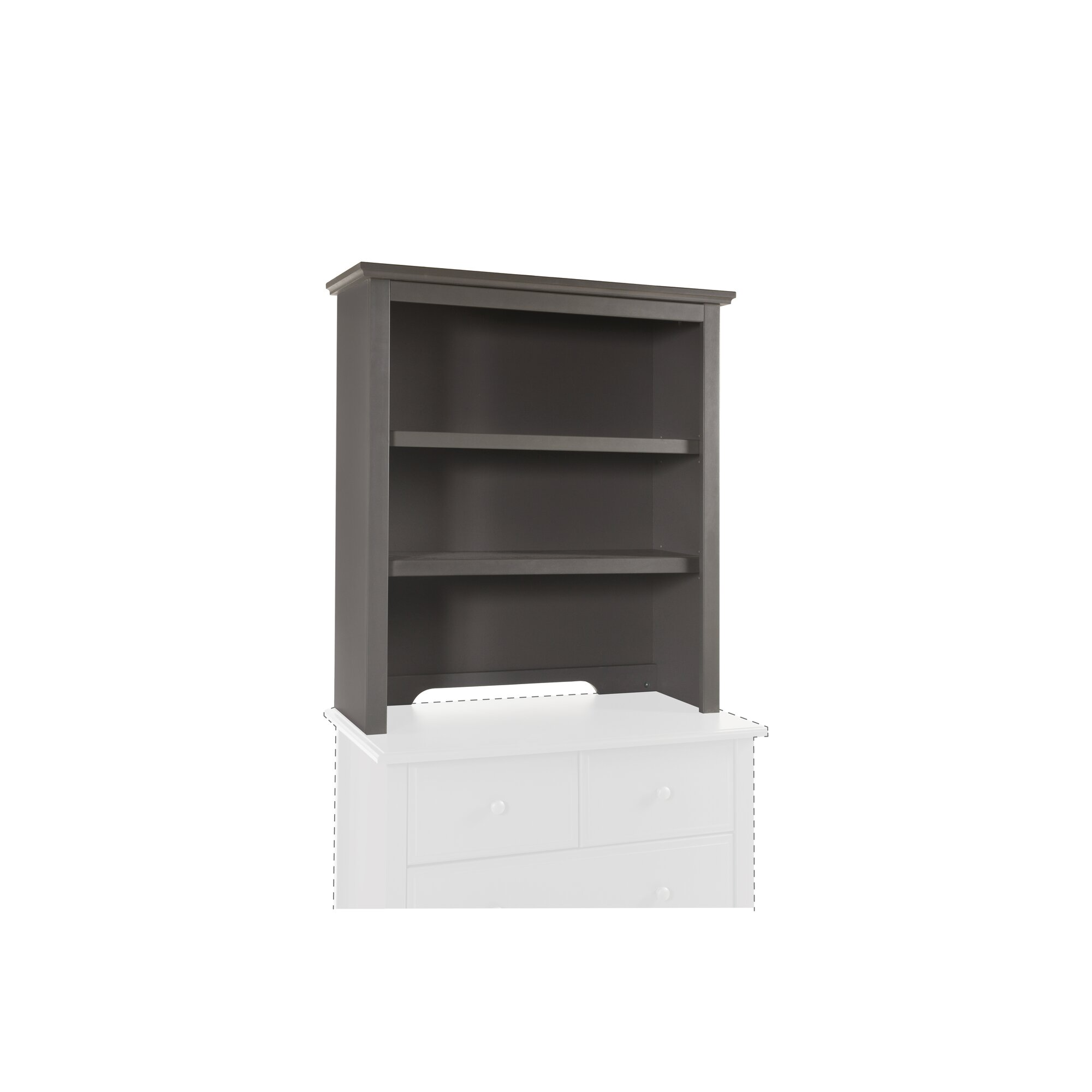 "DaVinci Autumn 43"" Bookcase & Reviews   Wayfair.ca"